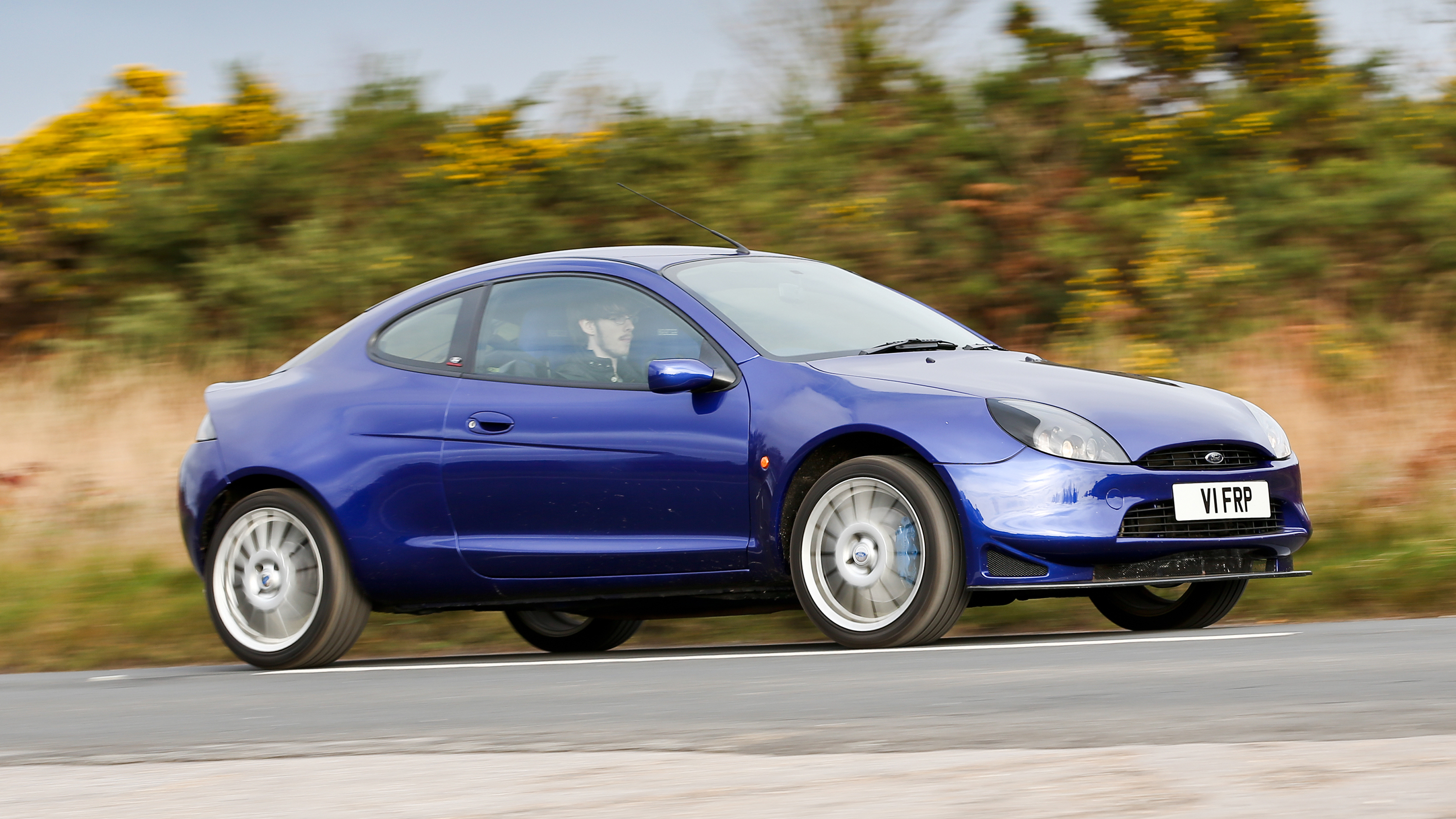 Ford Racing Puma Review 2021   Top Gear