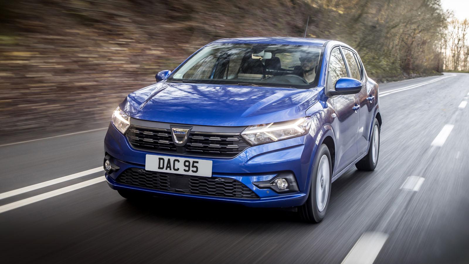 Dacia Sandero Review 2021   Top Gear