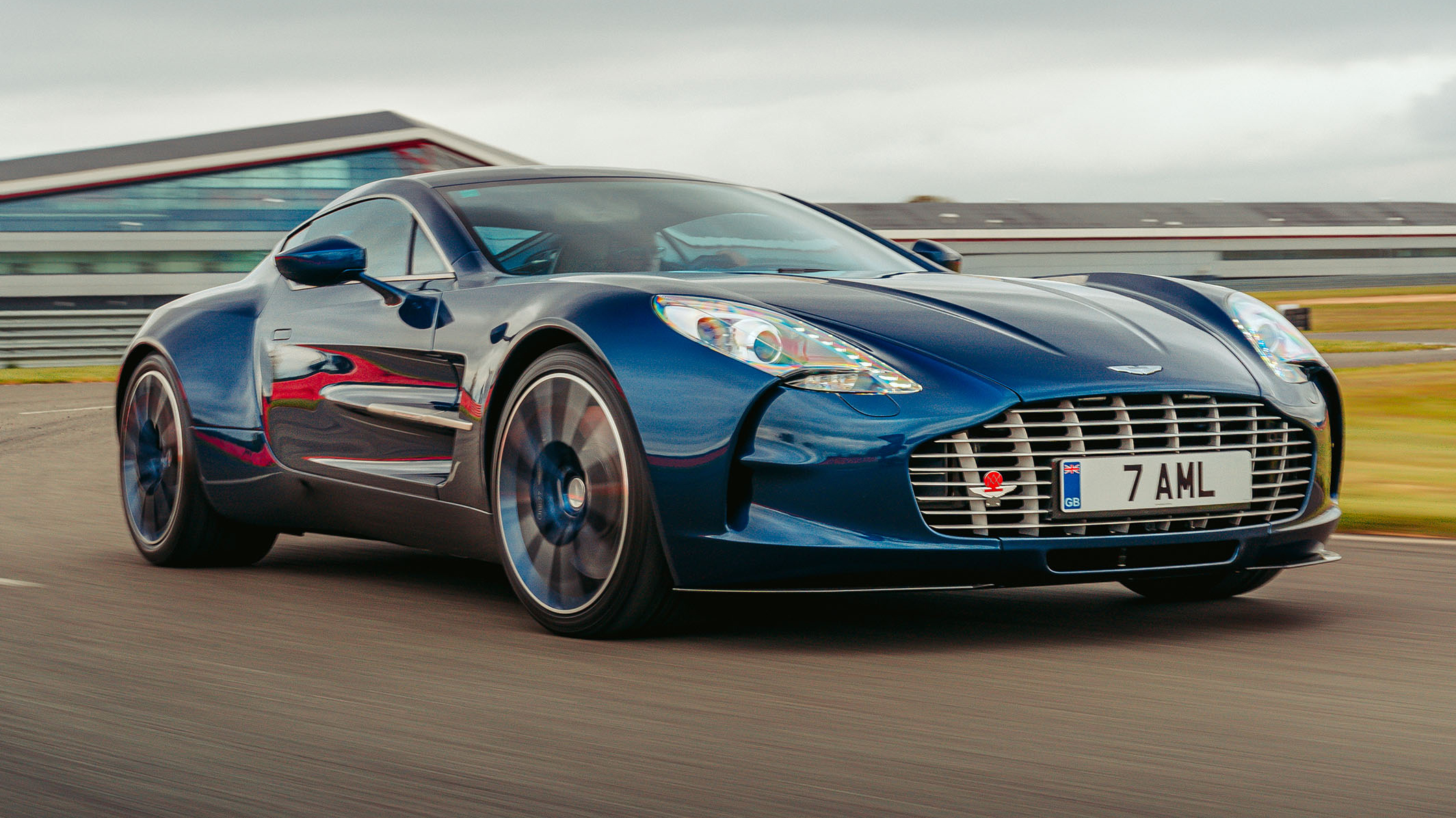 Aston Martin One-77 Review 2021 | Top Gear