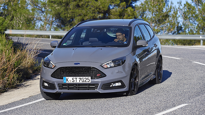 Ford Focus 2.0 Tdci Test