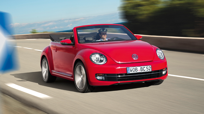 First Drive Volkswagen Beetle 1 2 Tsi 2dr