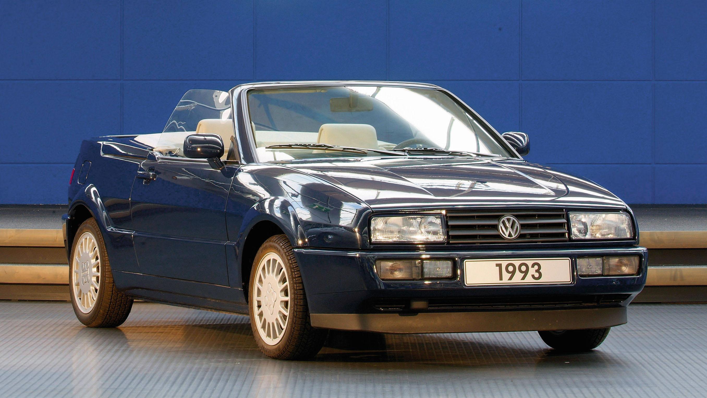 Today, we're mostly missing the Volkswagen Corrado | Top Gear