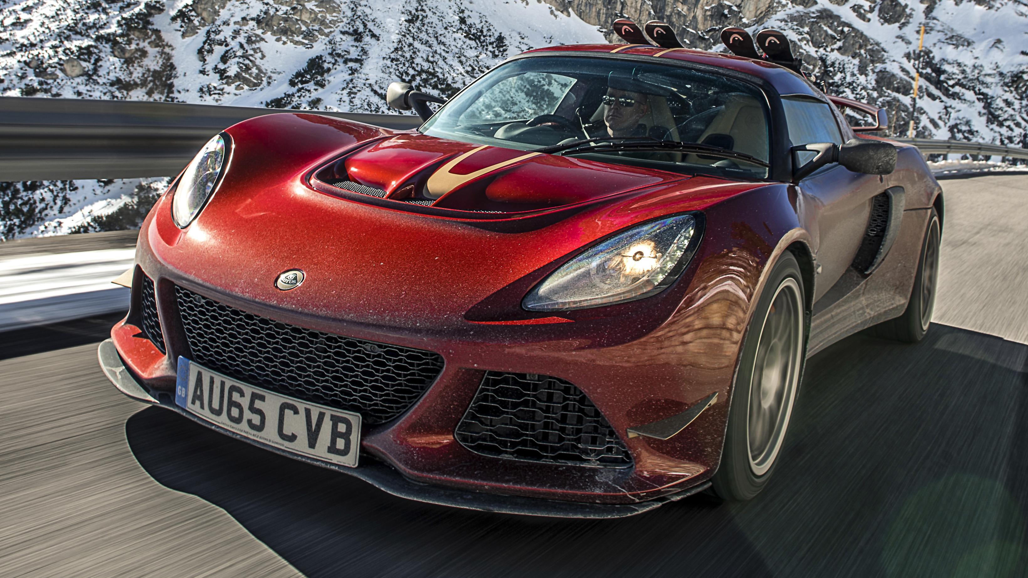 Lotus Exige Sport 350 front