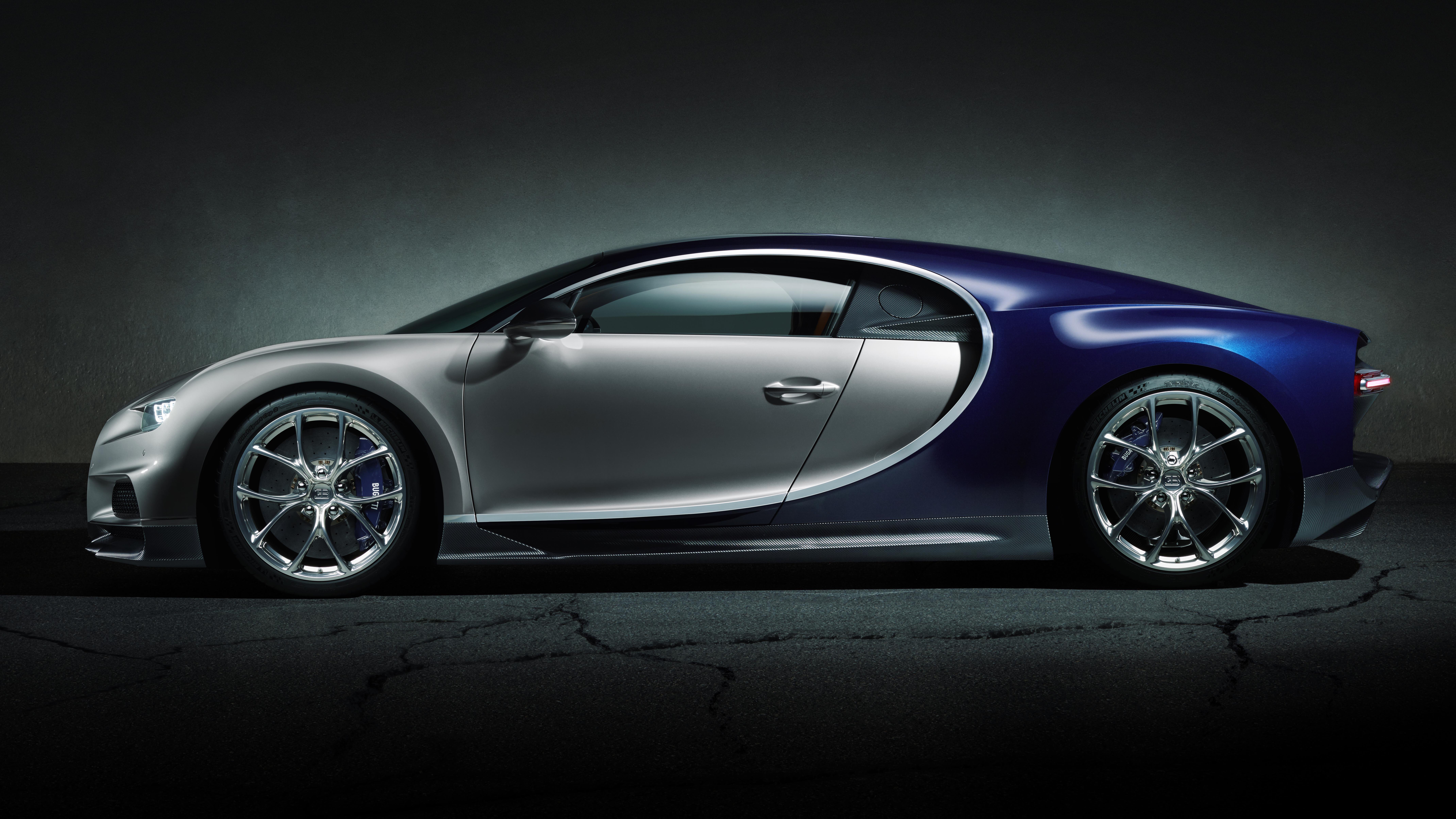 All Hail The New Bugatti Chiron Top Gear
