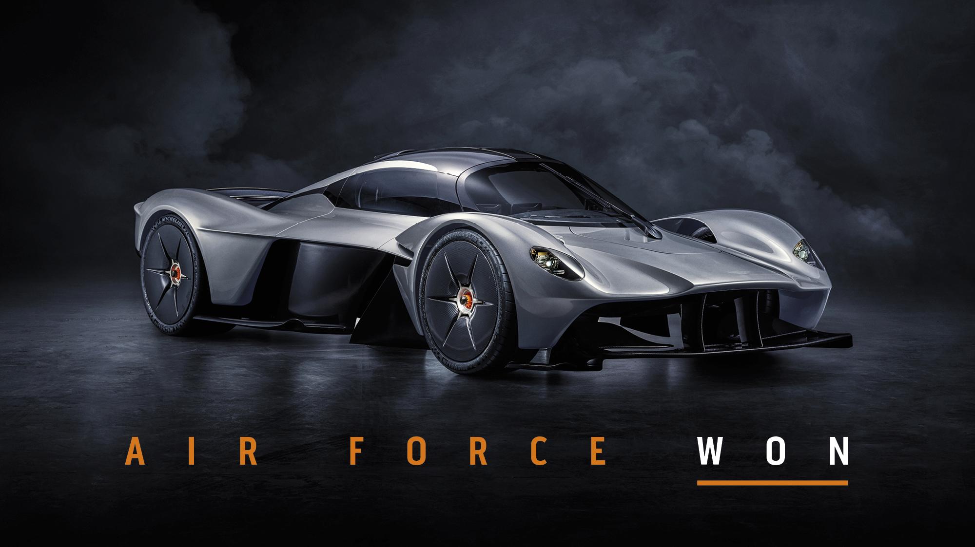 Aston Martin Valkyrie big read image