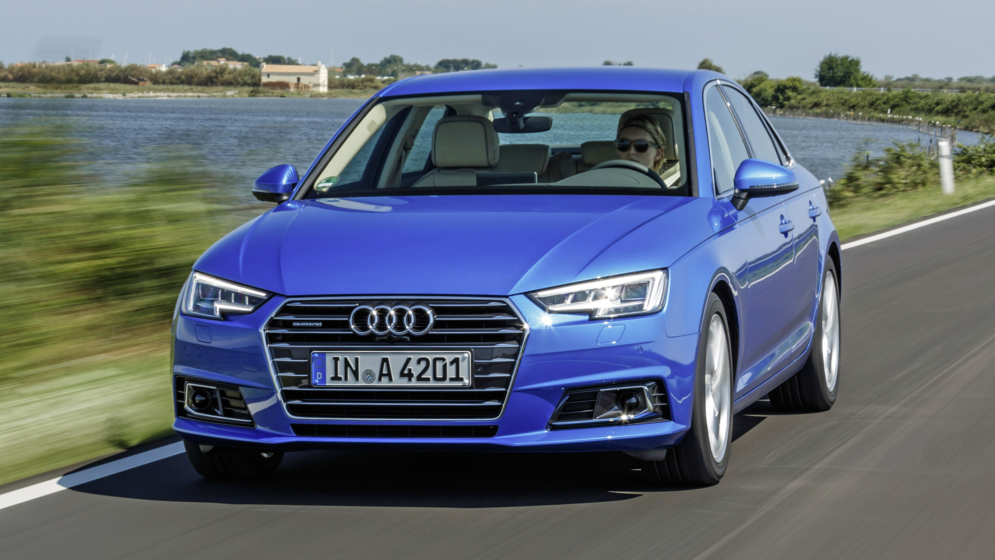 A4 Top Gear Hyundai 2 7l Engine Design First Drive The All New Audi