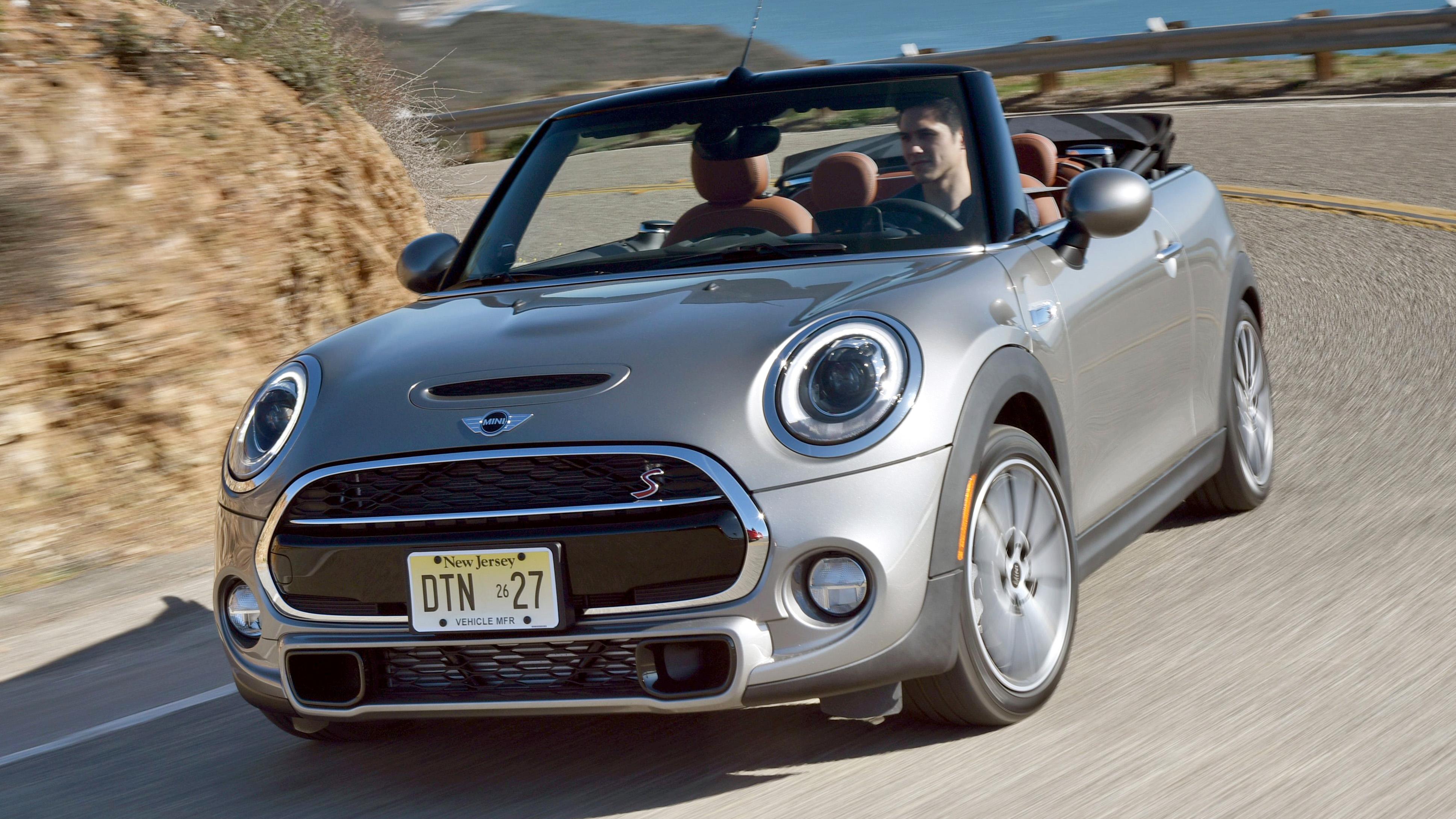 First drive: new Mini Convertible | Top Gear