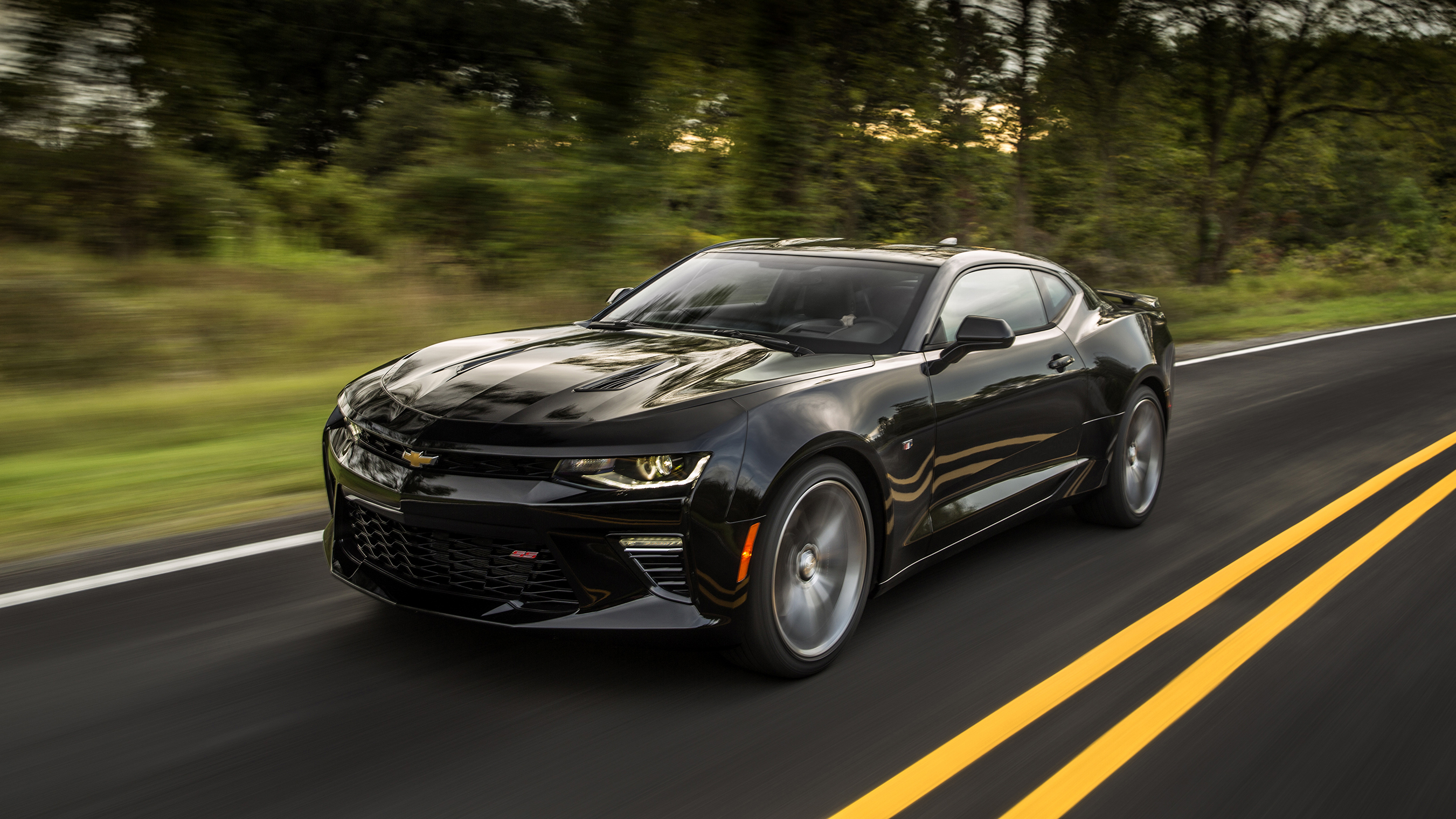 Review Chevrolet Camaro Ss Top Gear