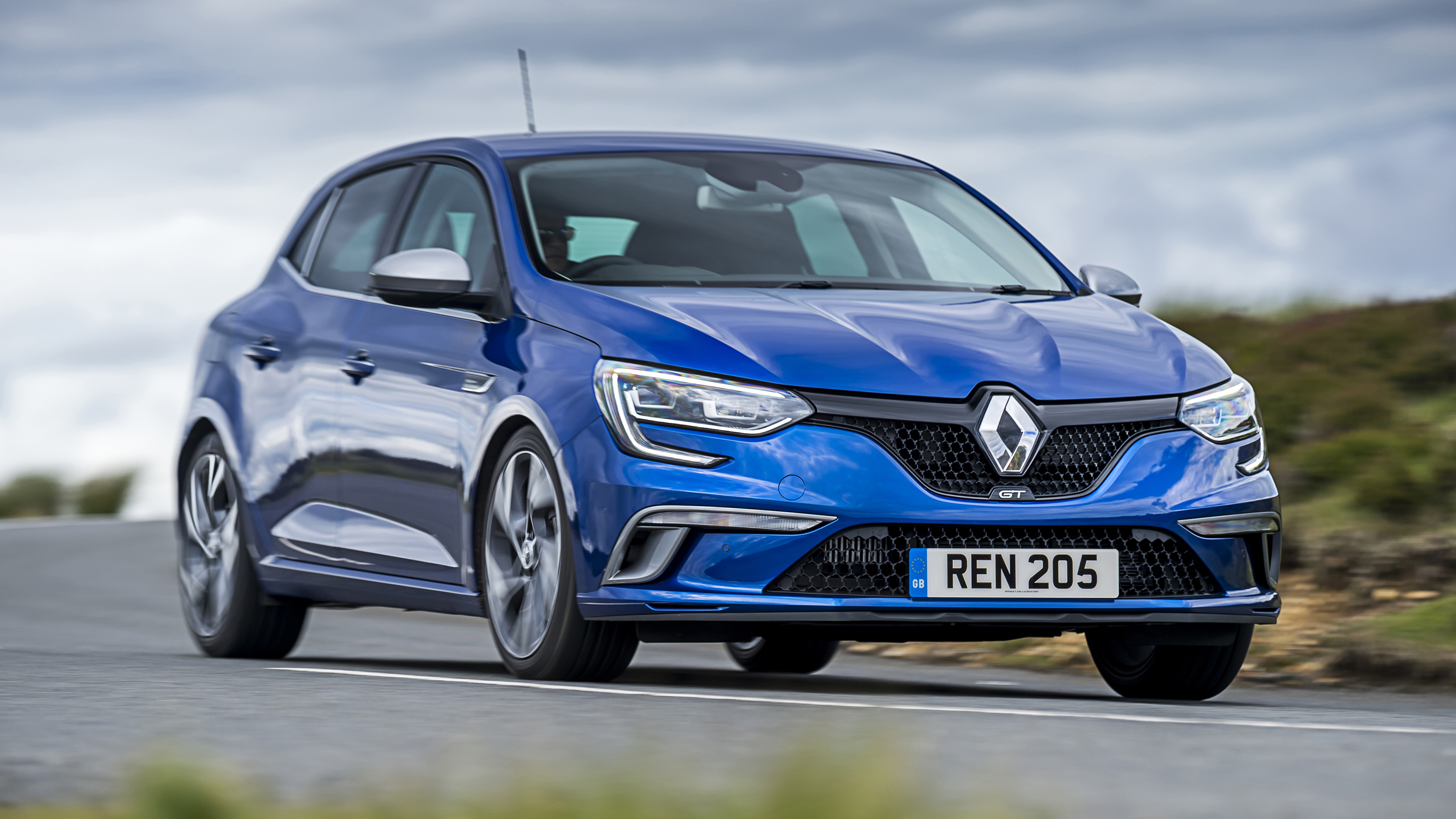 Review The 202bhp Renault Megane Gt Top Gear