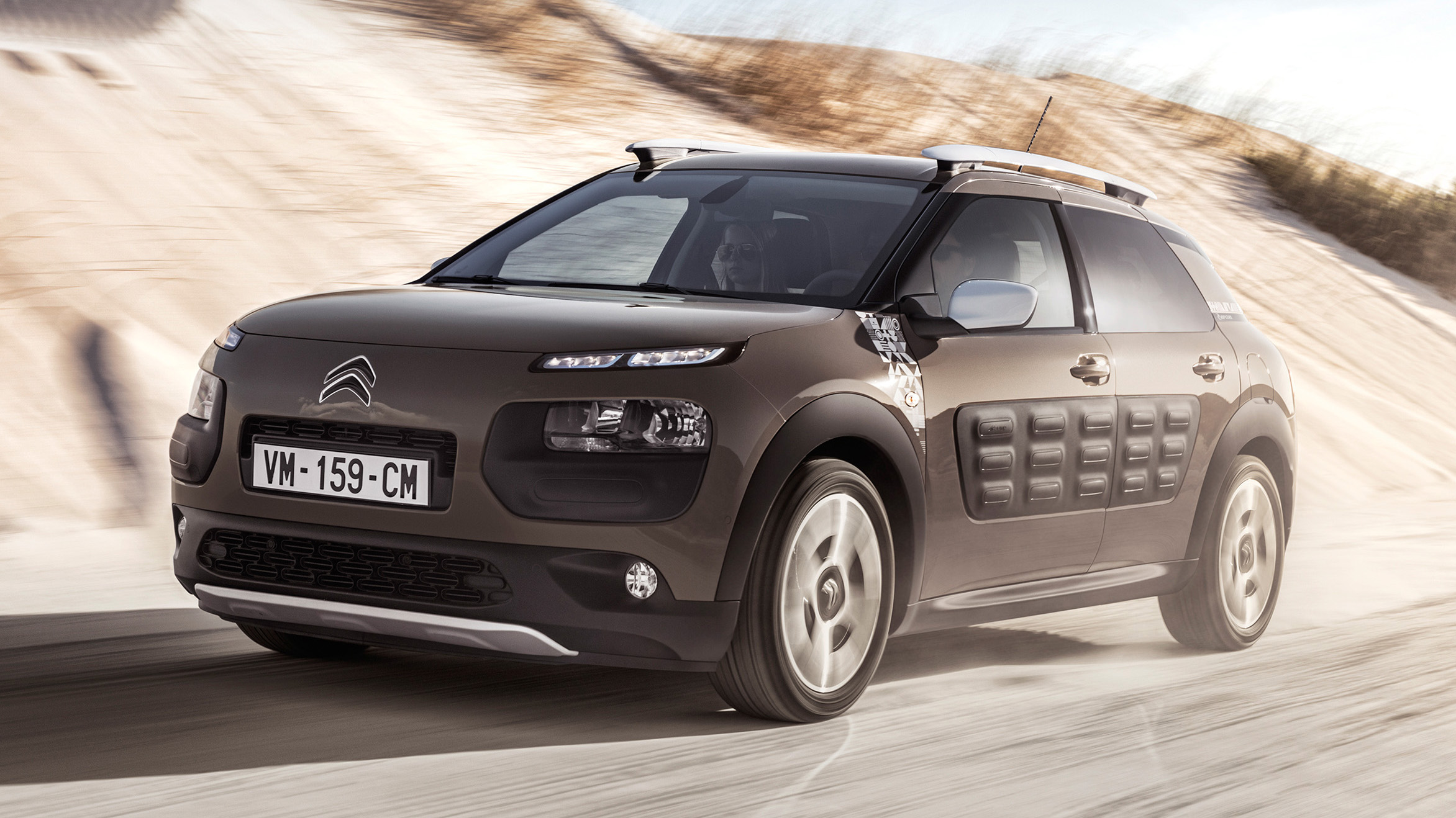 Review The Citroen C4 Cactus Rip Curl Top Gear