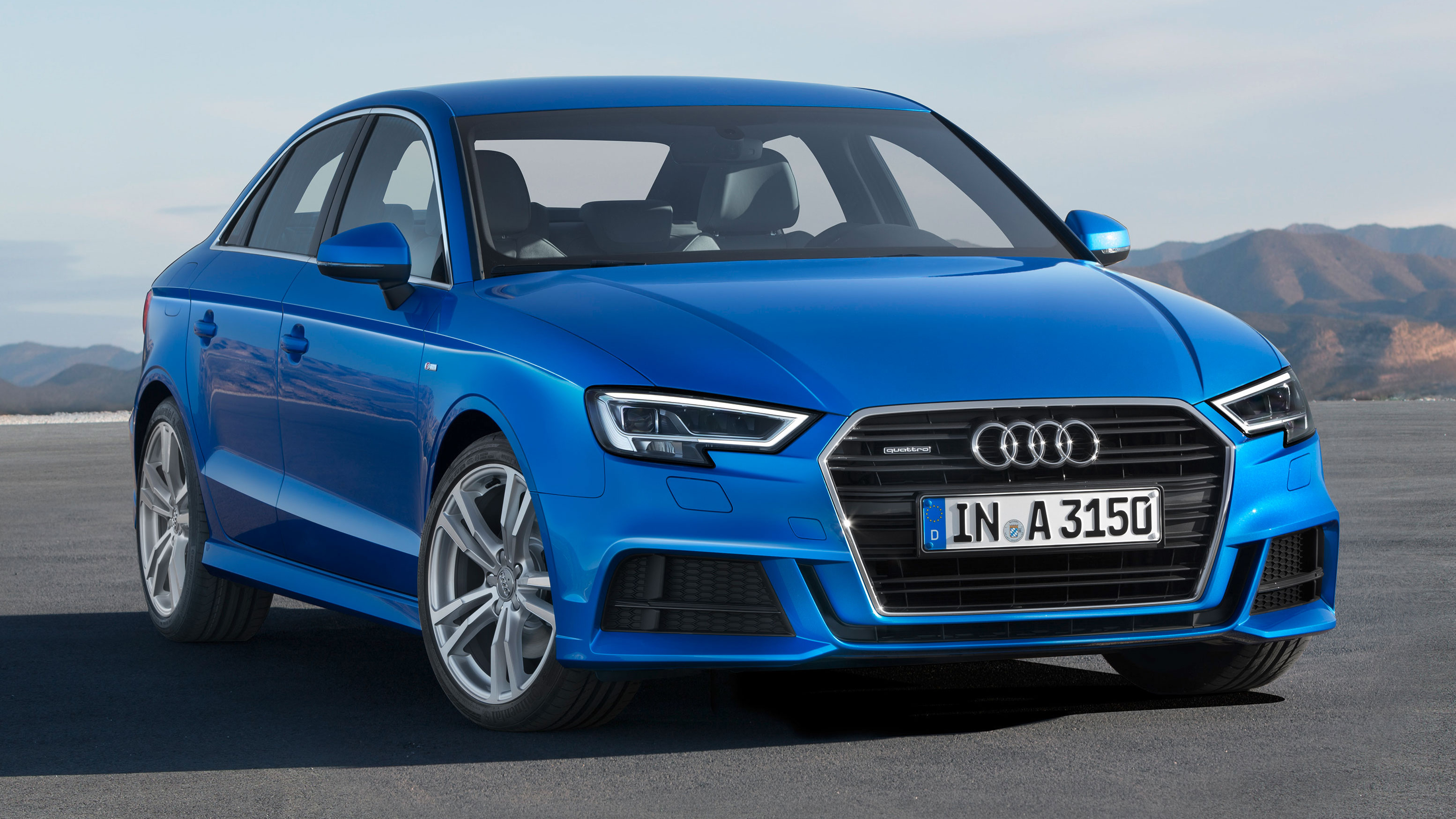 review the new 1 0 litre audi a3 top gear. Black Bedroom Furniture Sets. Home Design Ideas