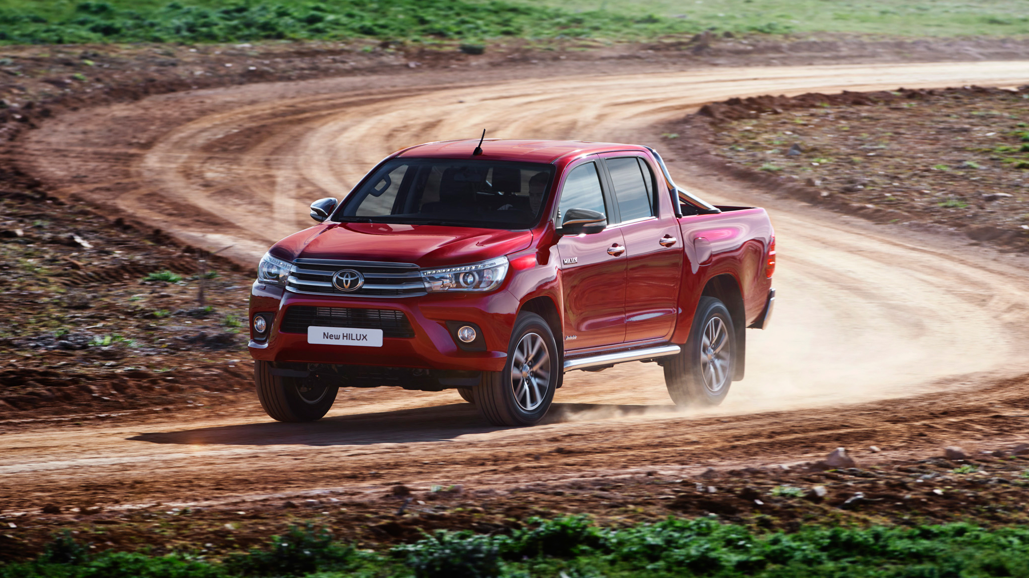 Review: the all-new Toyota Hilux | Top Gear