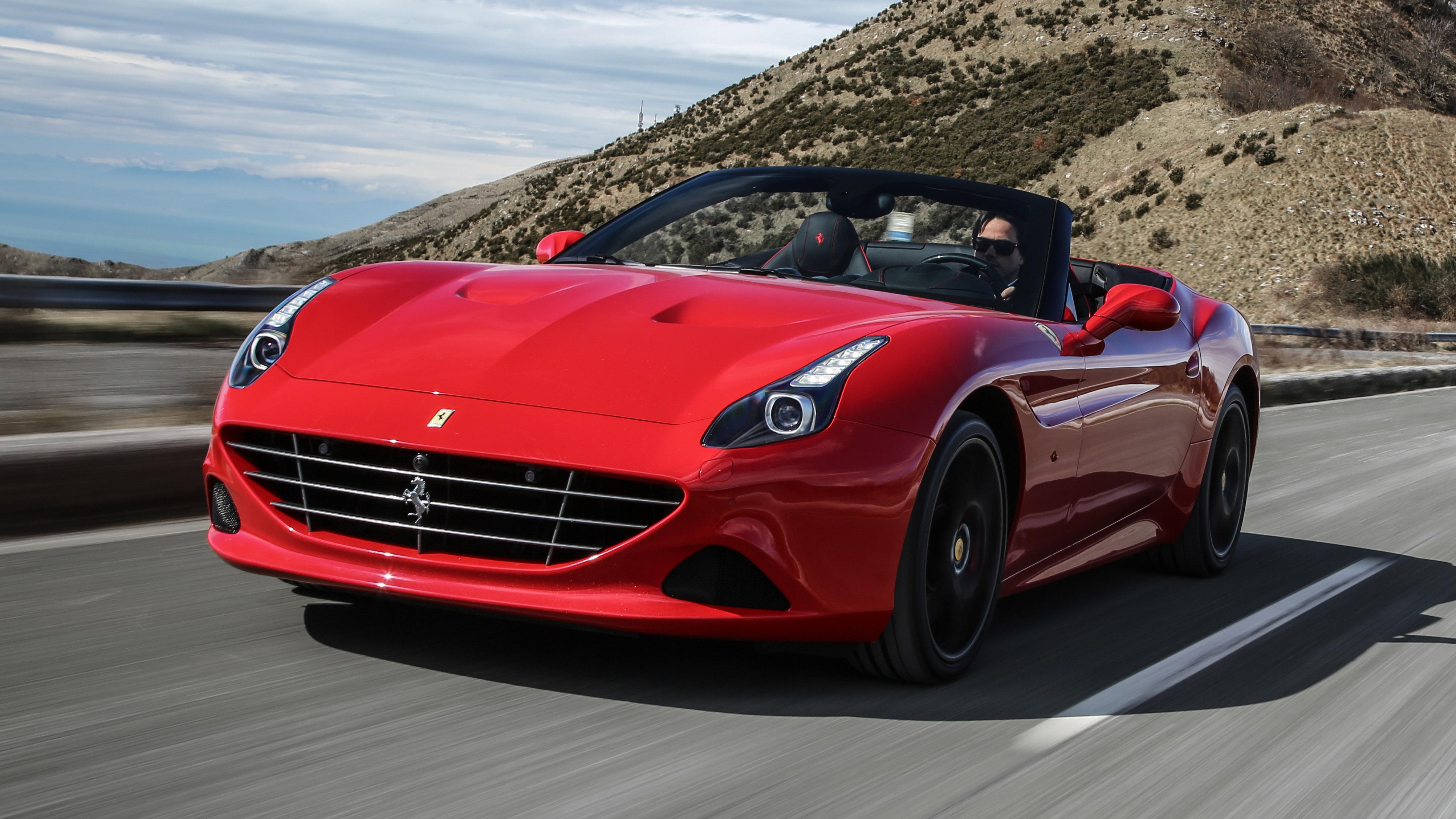 Review Ferrari California T Handling Speciale In The Uk Top Gear
