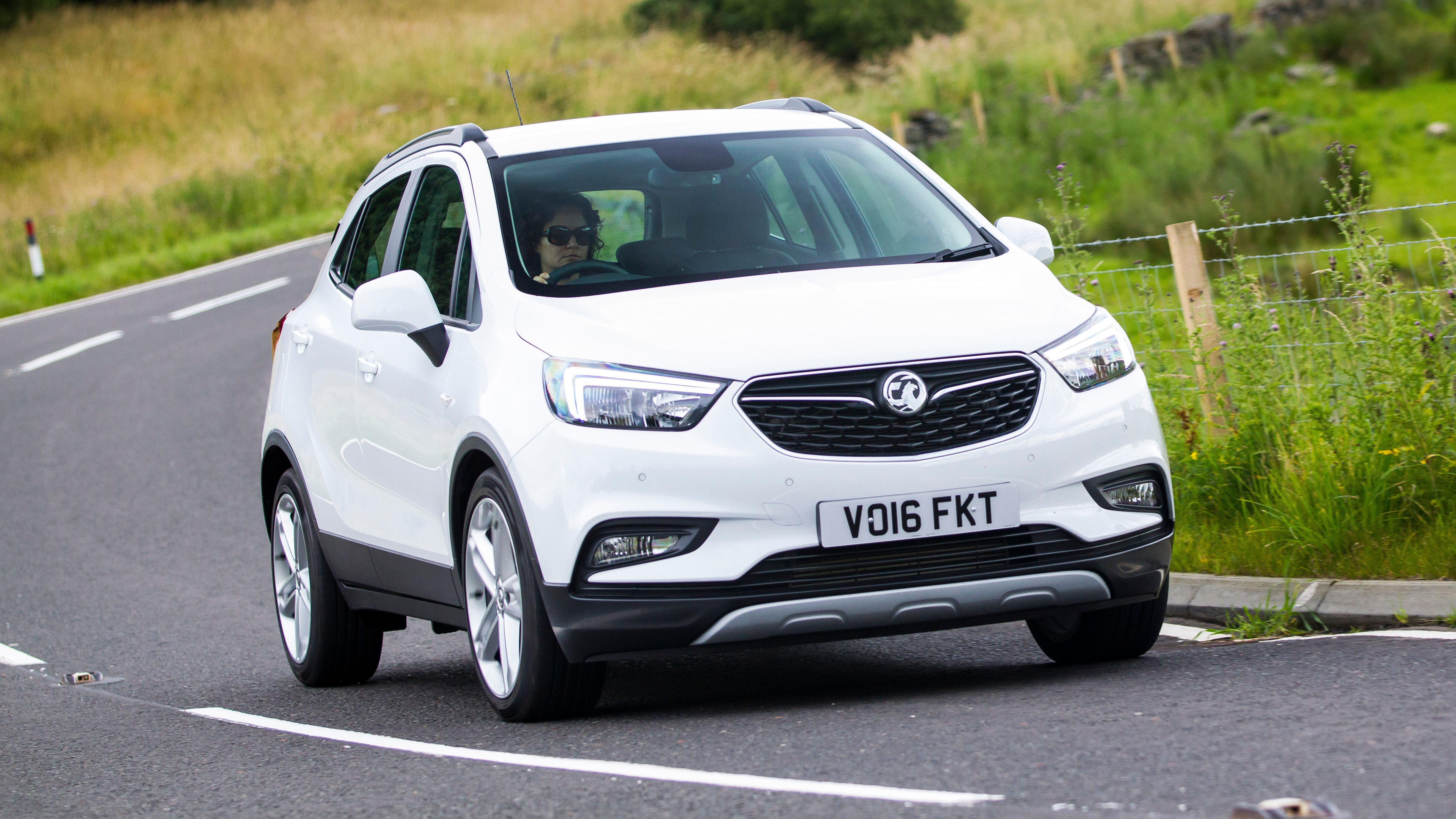 Review: the new Vauxhall Mokka X | Top Gear