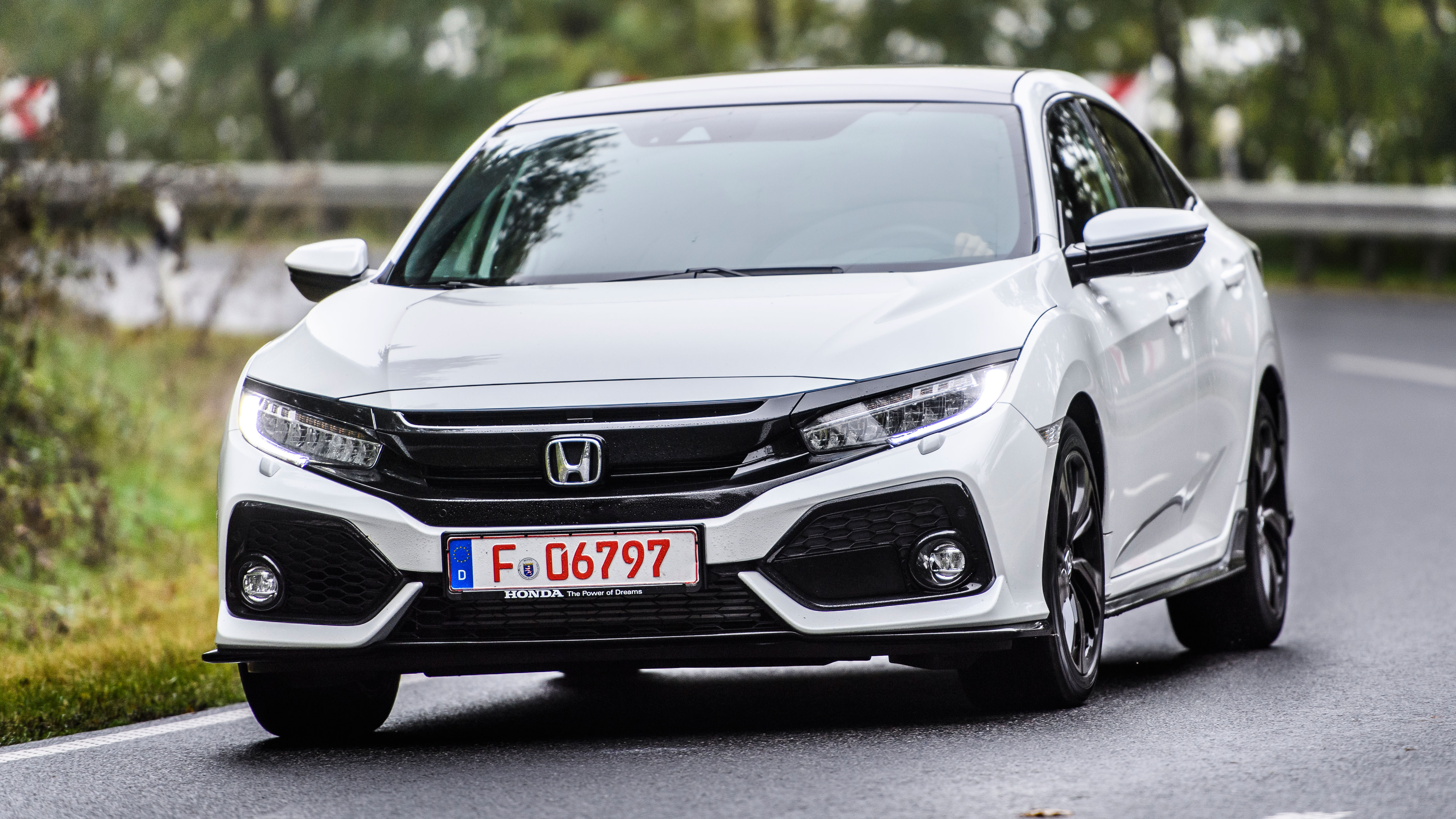 Honda Civic review: quickest new Civic Sport hatch driven