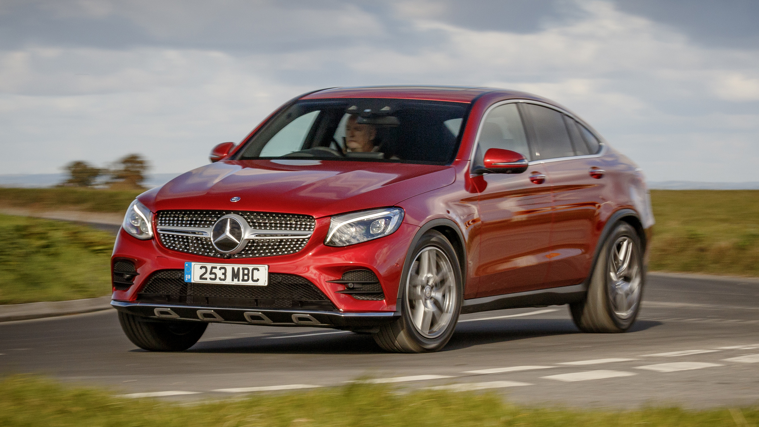 Mercedes Glc Coupe Review Glc250d Driven In Uk 2016 2019 Top Gear