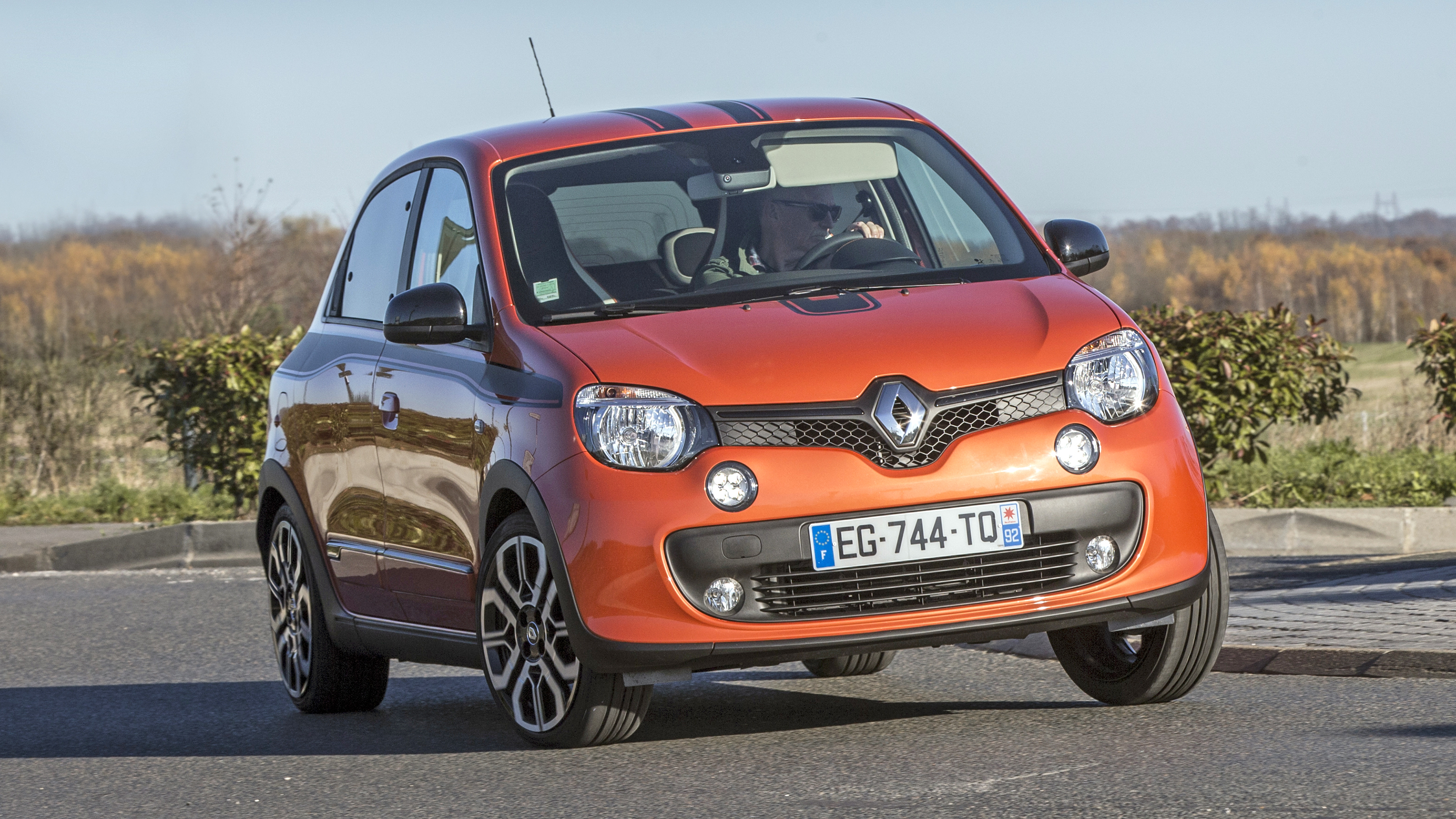 Renault Twingo Gt Review Tiny Renaultsport Hot Hatch Driven 2016 2018 Top Gear