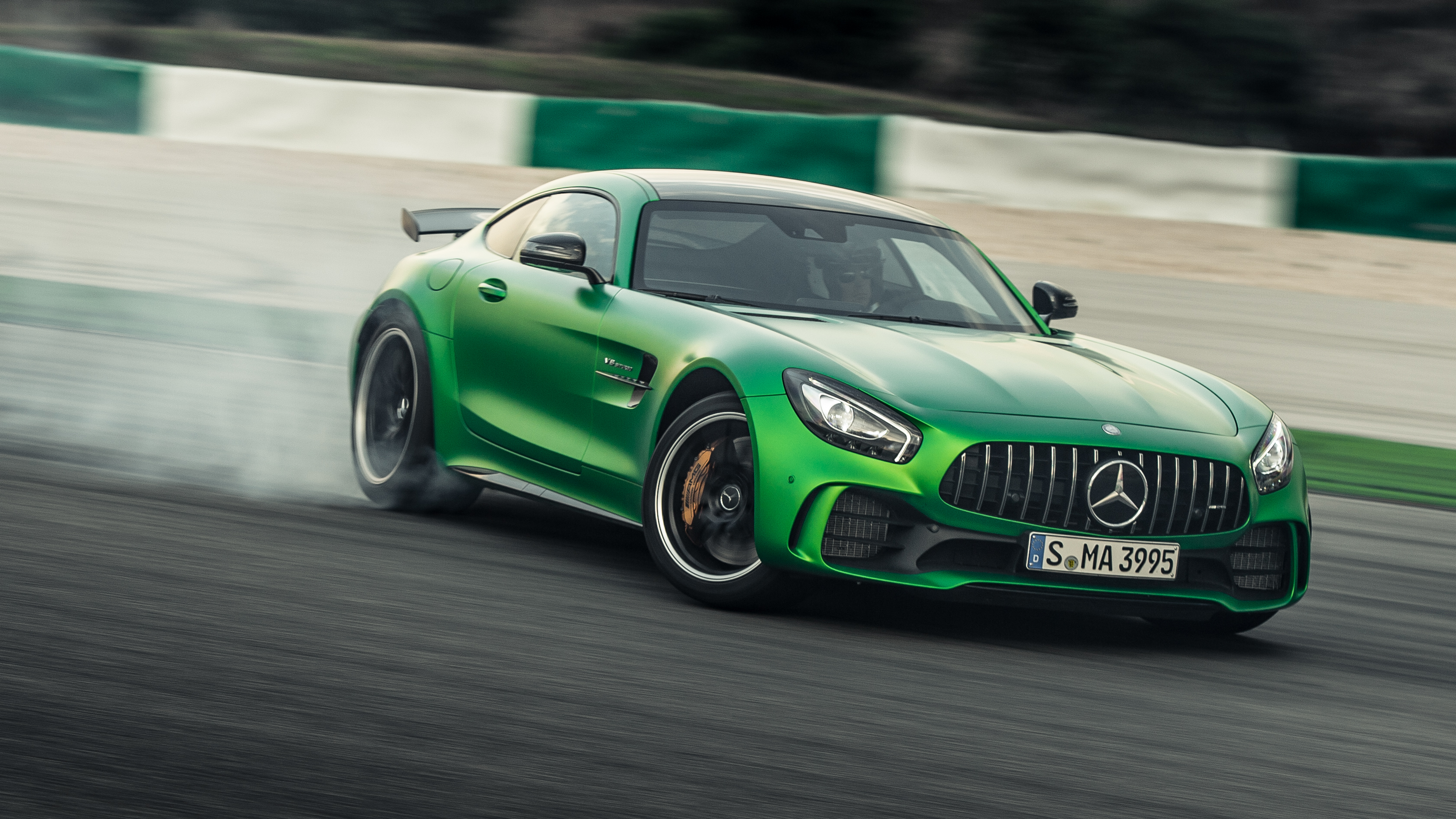 Mercedes-AMG GT R review | Top Gear