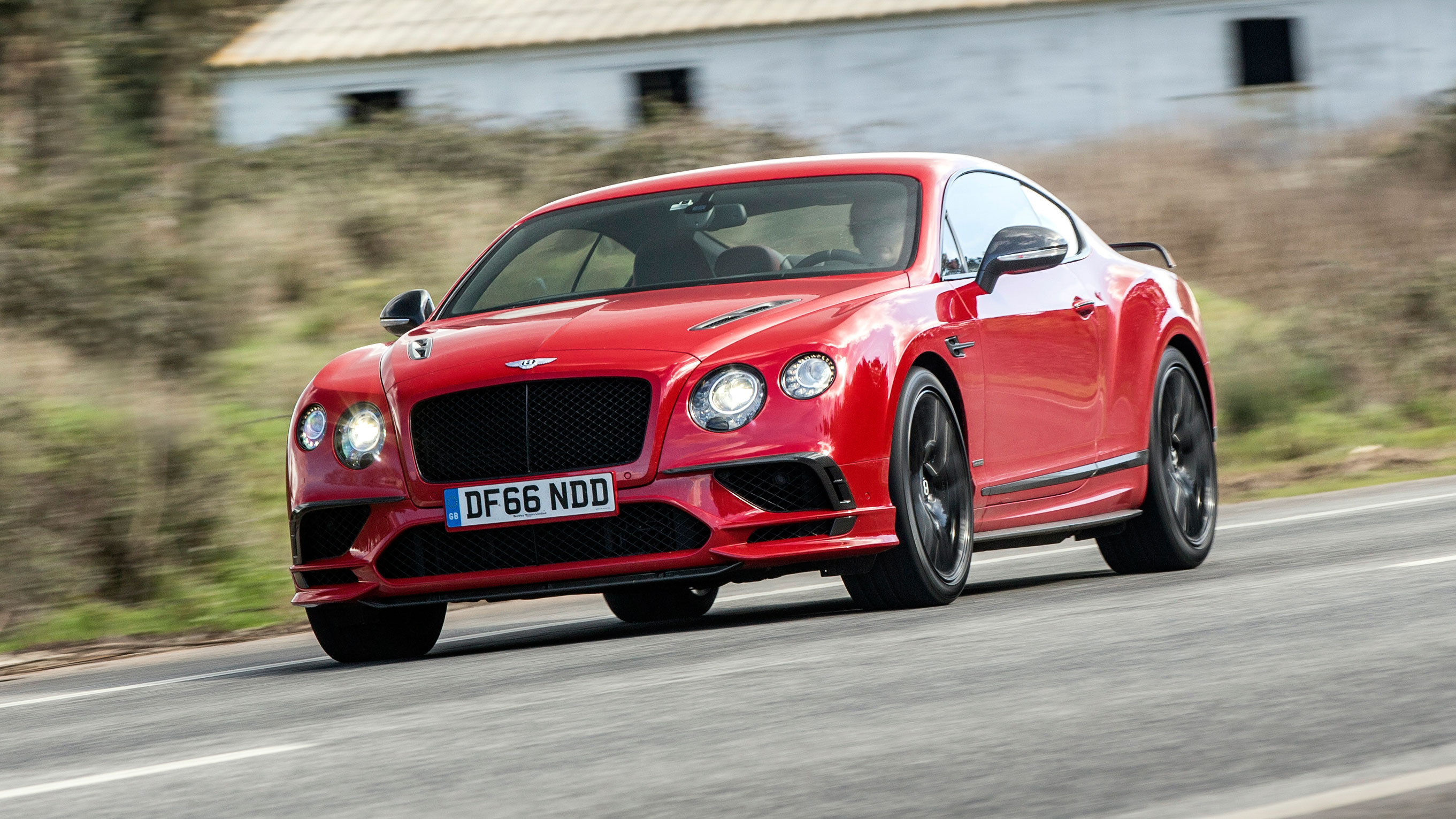 Tg S Bentley Continental Supersports Review Top Gear