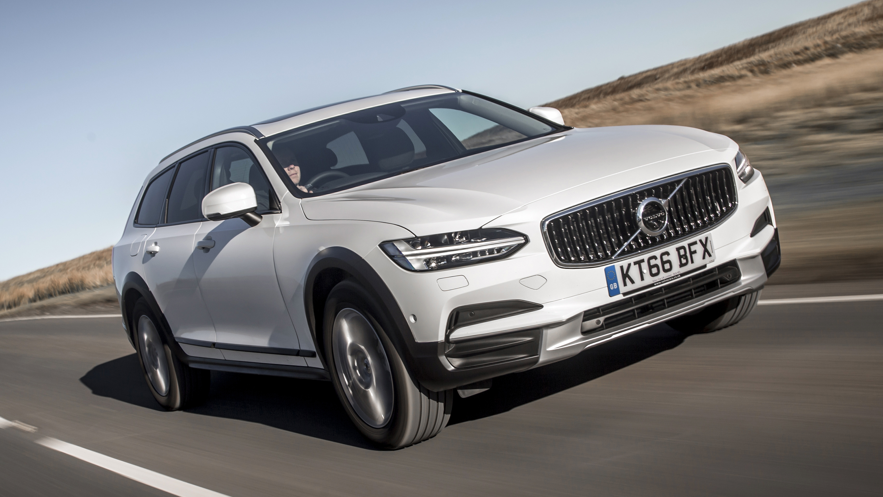 Volvo V90 Cross Country Review Coolest 90 Yet Top Gear