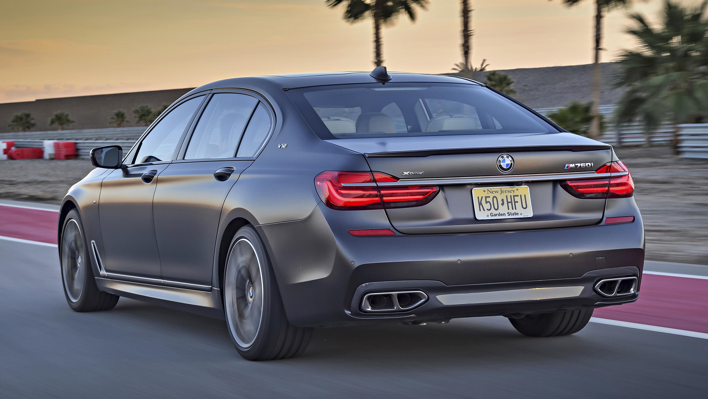 BMW 7 Series review: 602bhp M760 Li driven (2016-2018) | Top