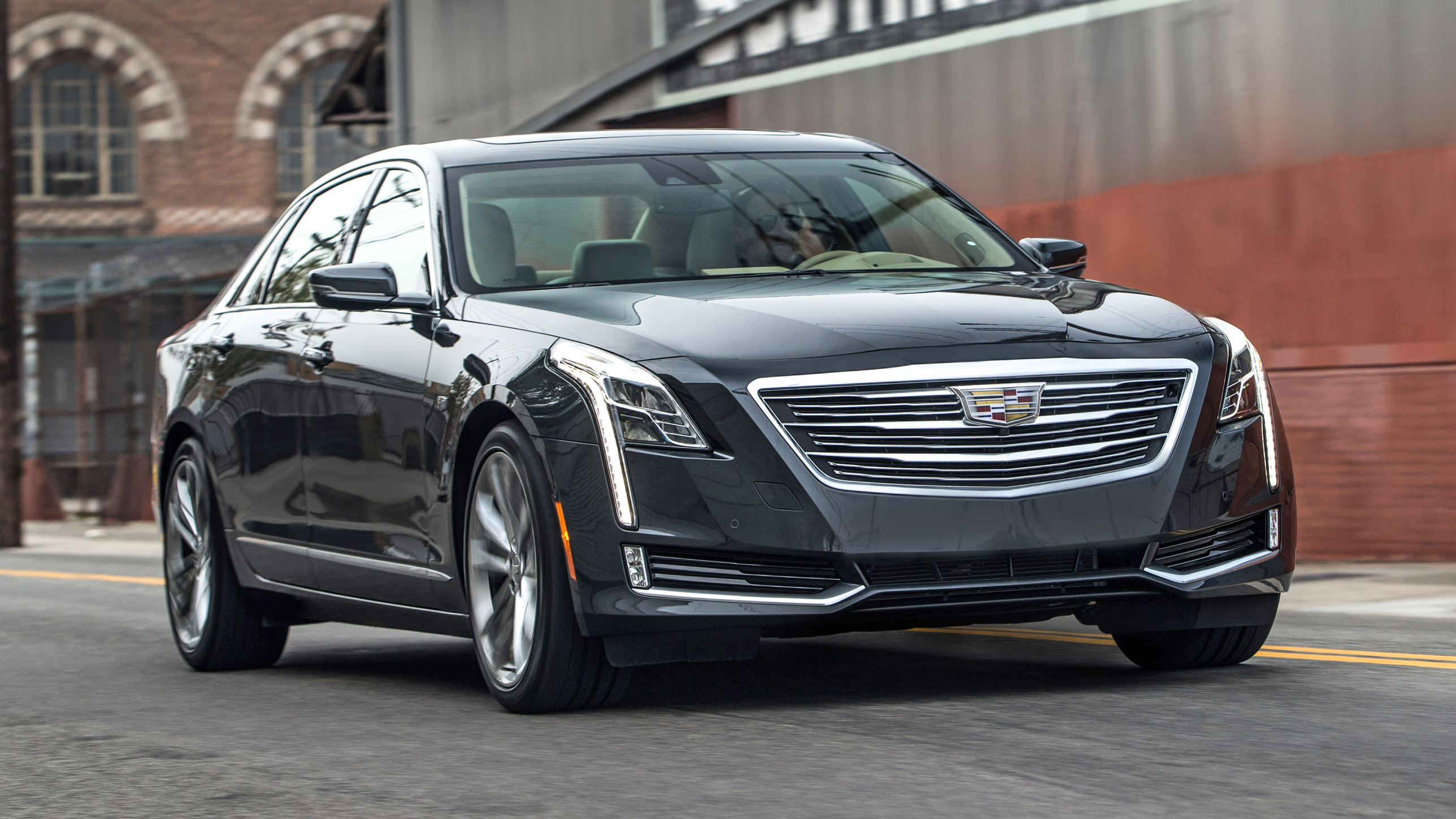 Cadillac Ct6 Plug In Review Hybrid Caddy Driven