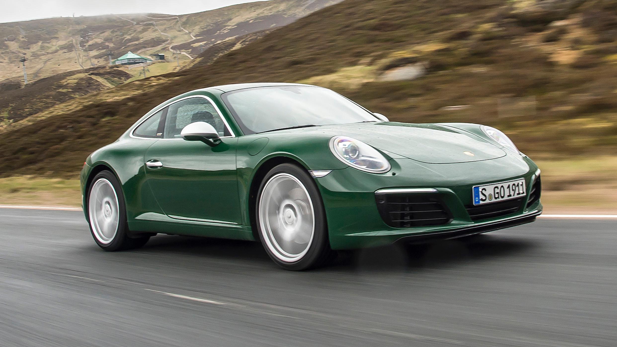Porsche 718 Cayman S >> The one millionth Porsche 911 is superb | Top Gear