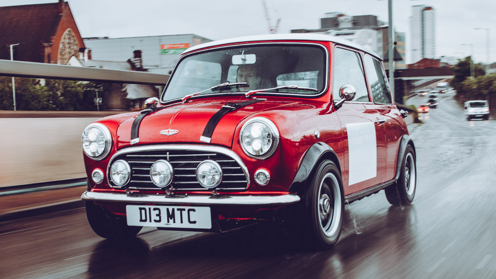Mini Remastered review: Singer-style resto-mod driven | Top Gear