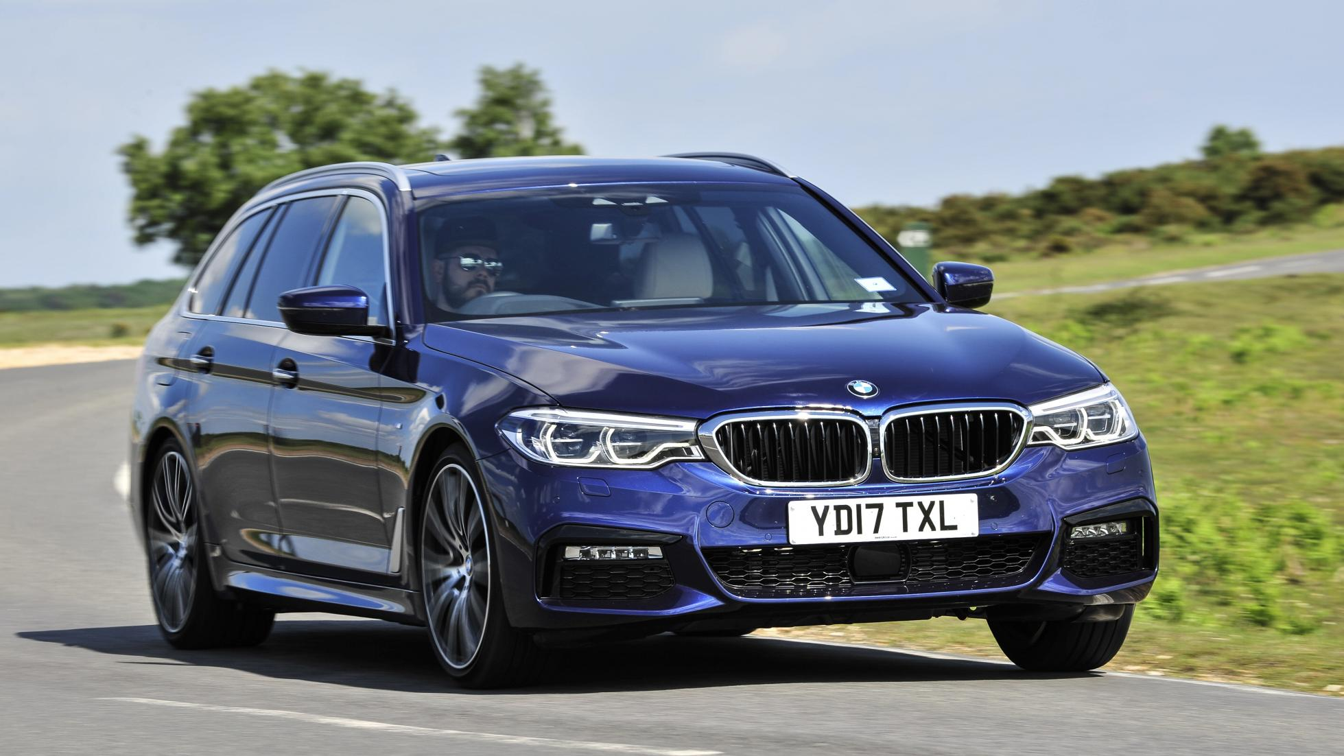 BMW 530E Review >> 5 Series | Top Gear