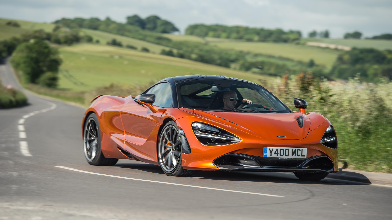 McLaren 720S front quarter