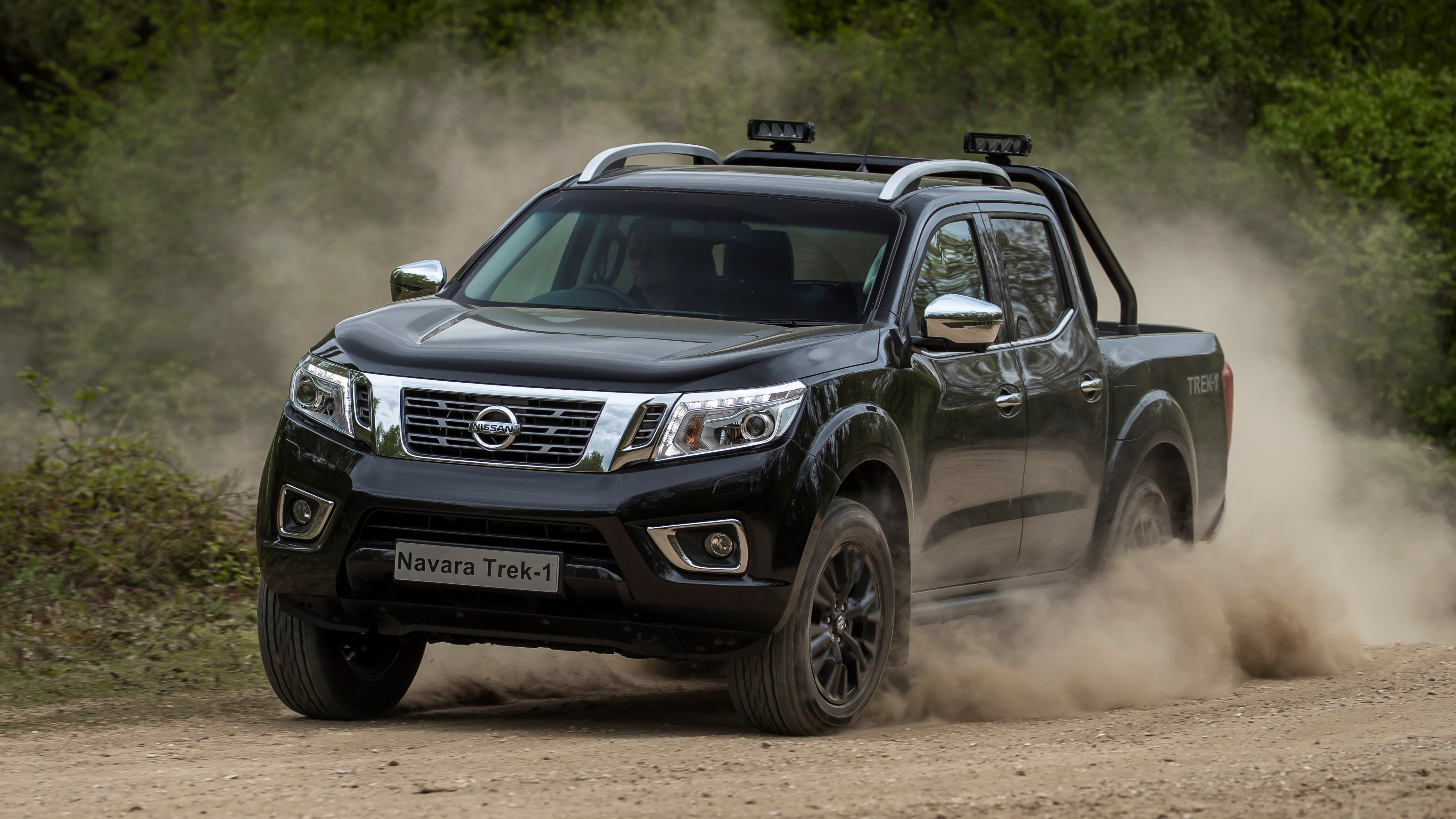 Nissan Navara Trek 1 Review Top Spec Pick Up Tested