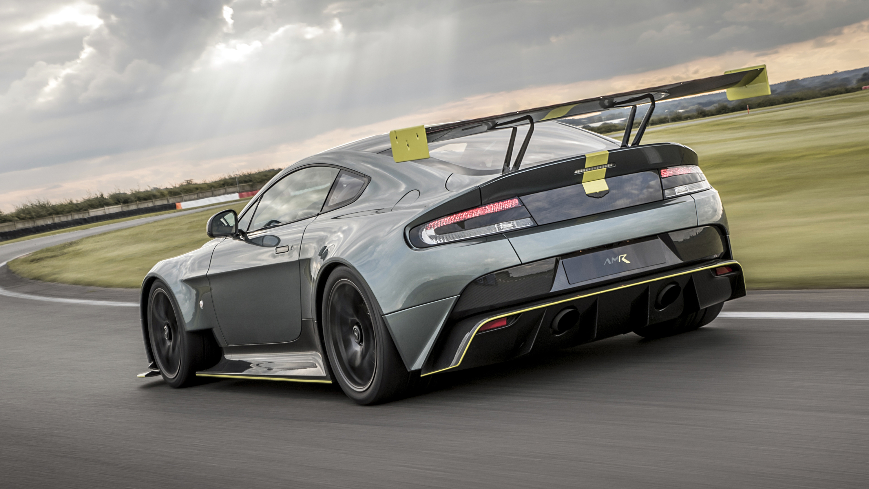 Aston Martin Vantage Review Amr Pro Track Special Driven Top Gear