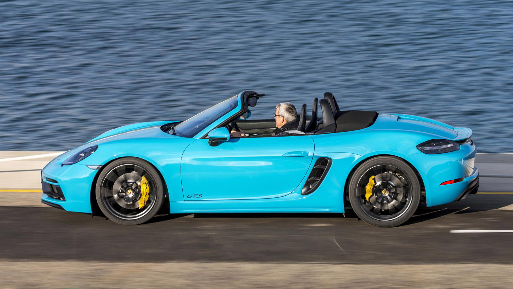 Porsche 718 Gts Review Pokier Cayman And Boxster Driven Top Gear