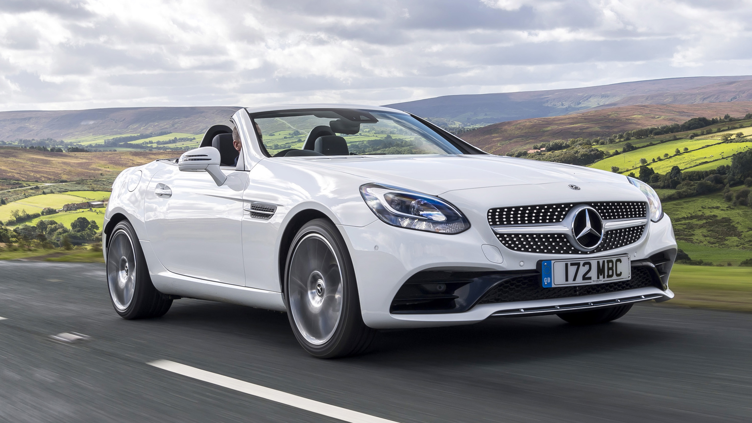 Mercedes SLC 180 review: £32k roadster tested (2017-2019