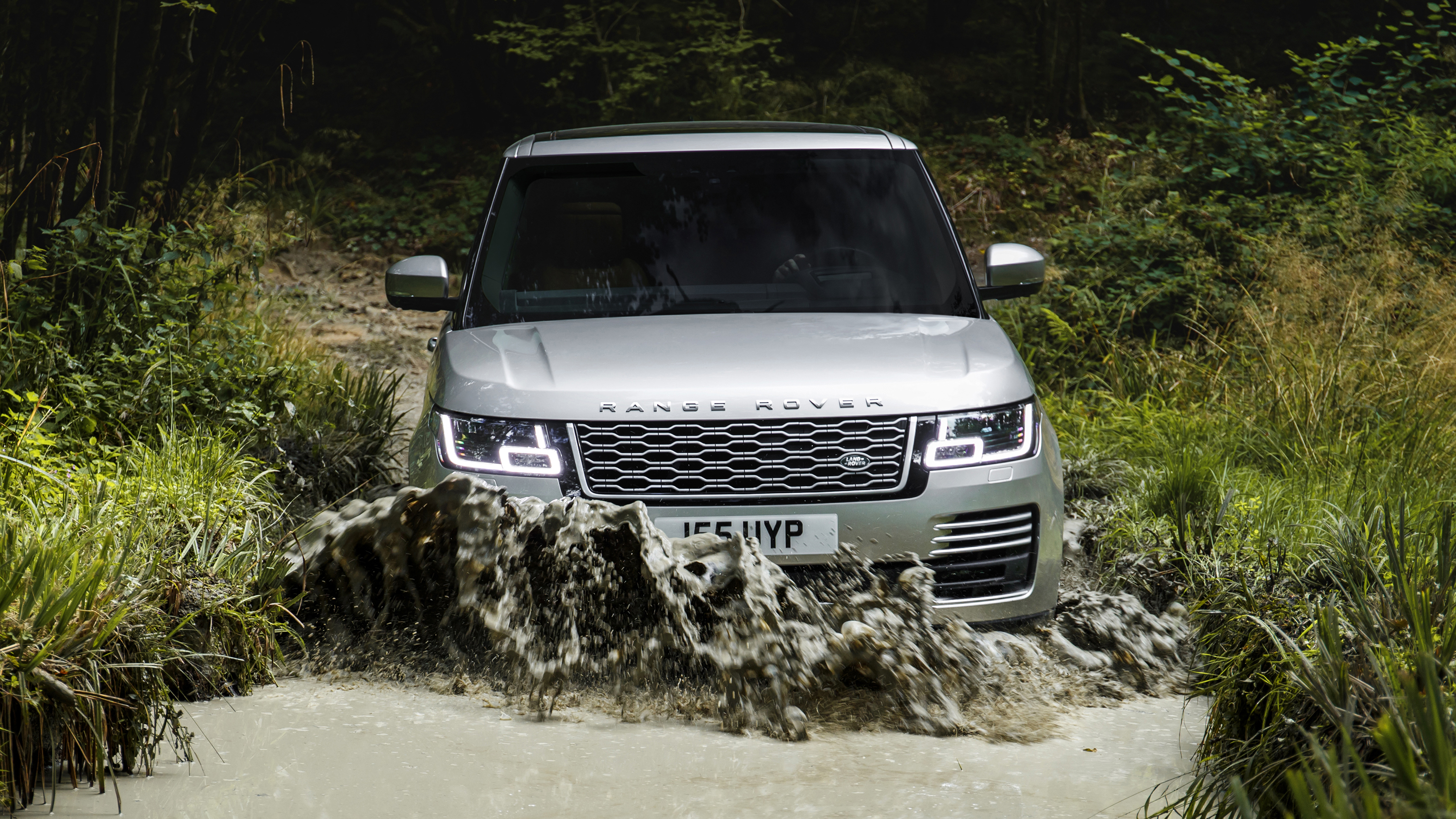 New Range Rover review: plug-in hybrid P400e tested   Top Gear