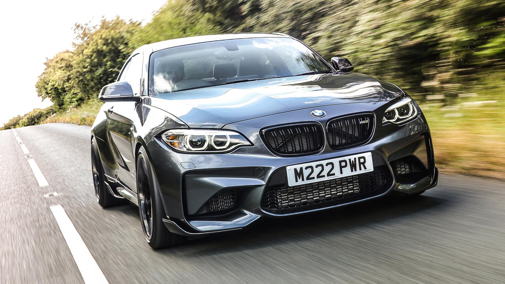 Litchfield BMW M2 review: 420bhp modified coupe driven | Top