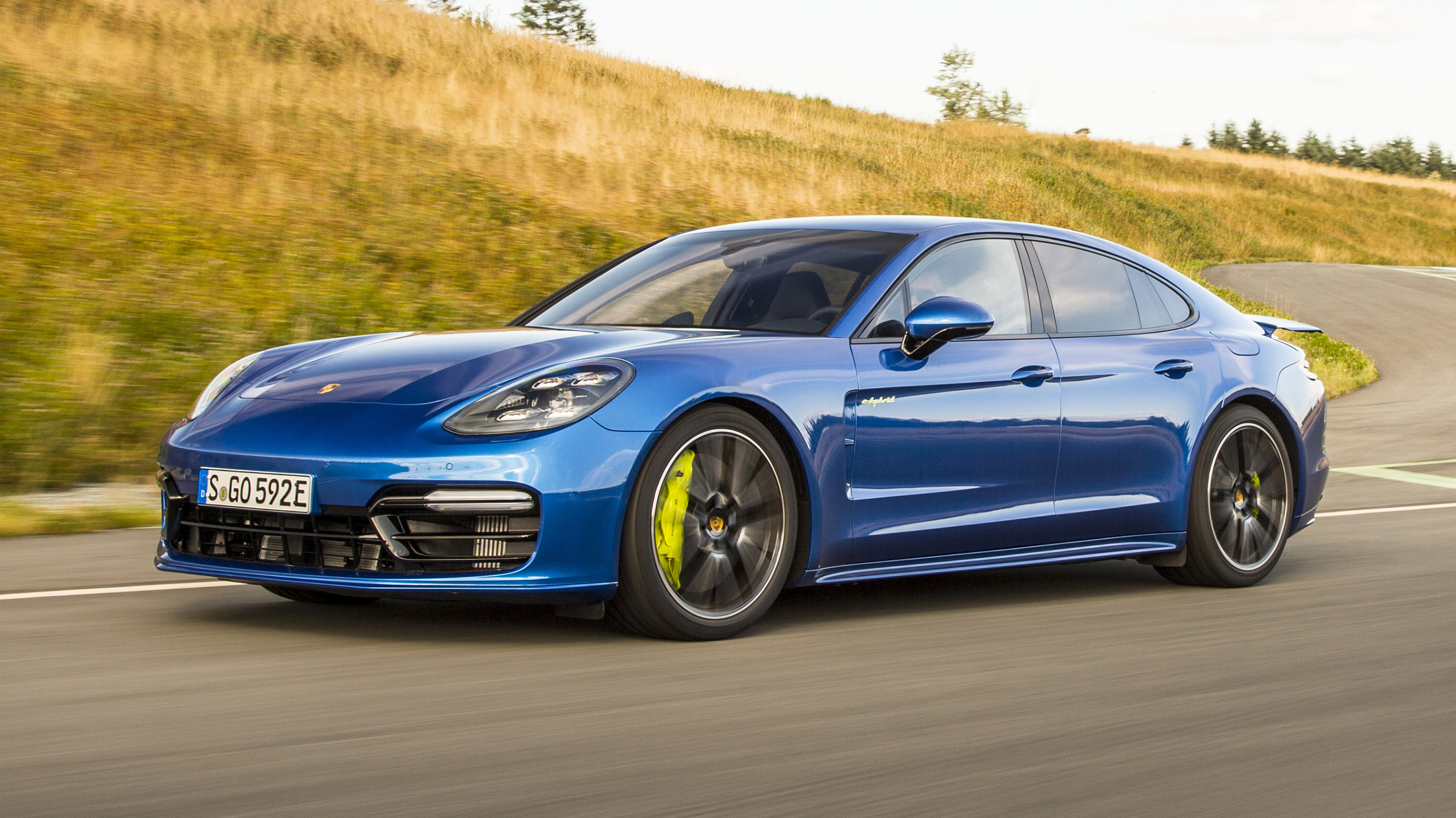 Porsche Panamera Review 671bhp Turbo S E Hybrid Driven