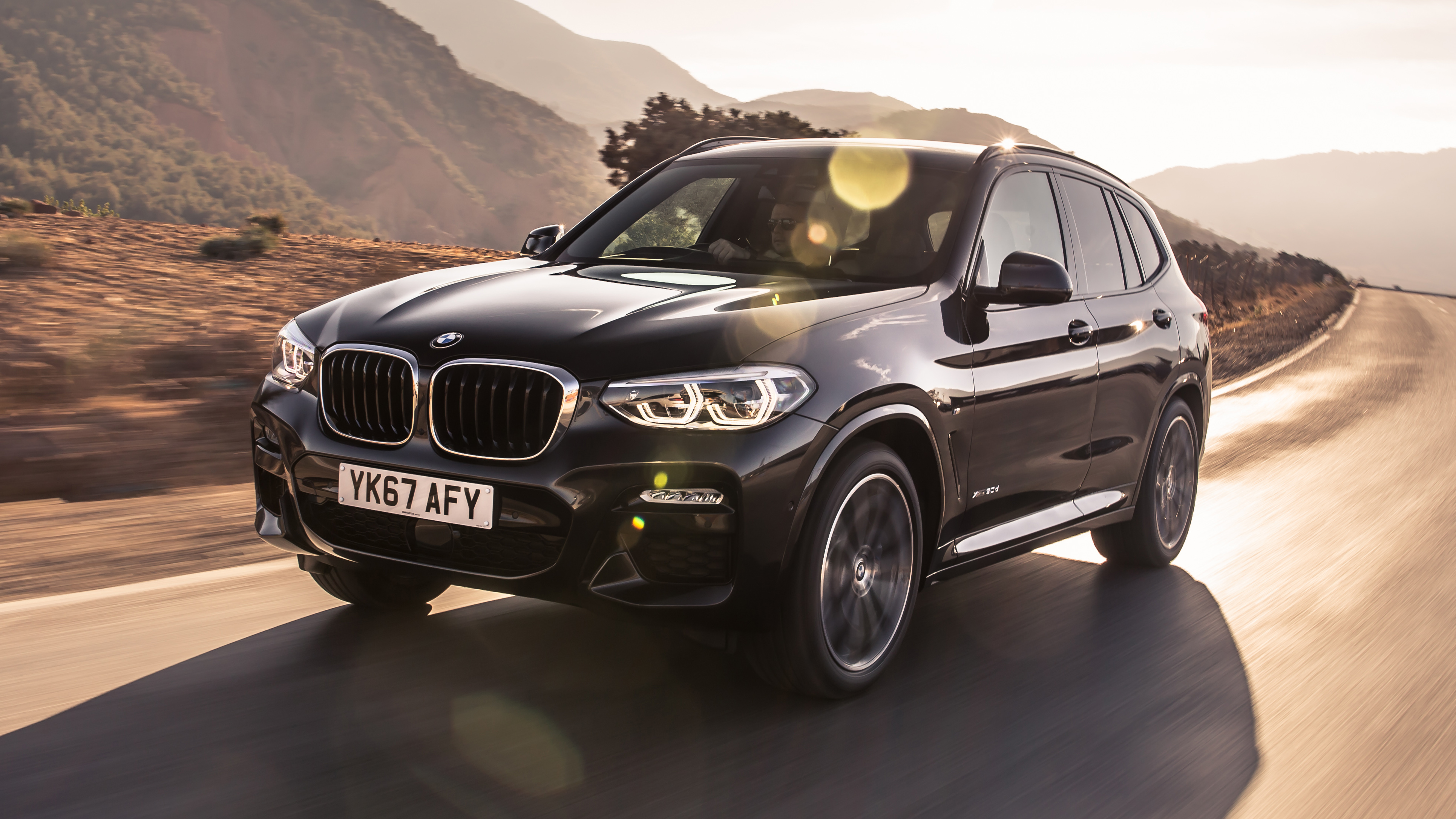BMW X3 3 0d review: 261bhp SUV tested | Top Gear