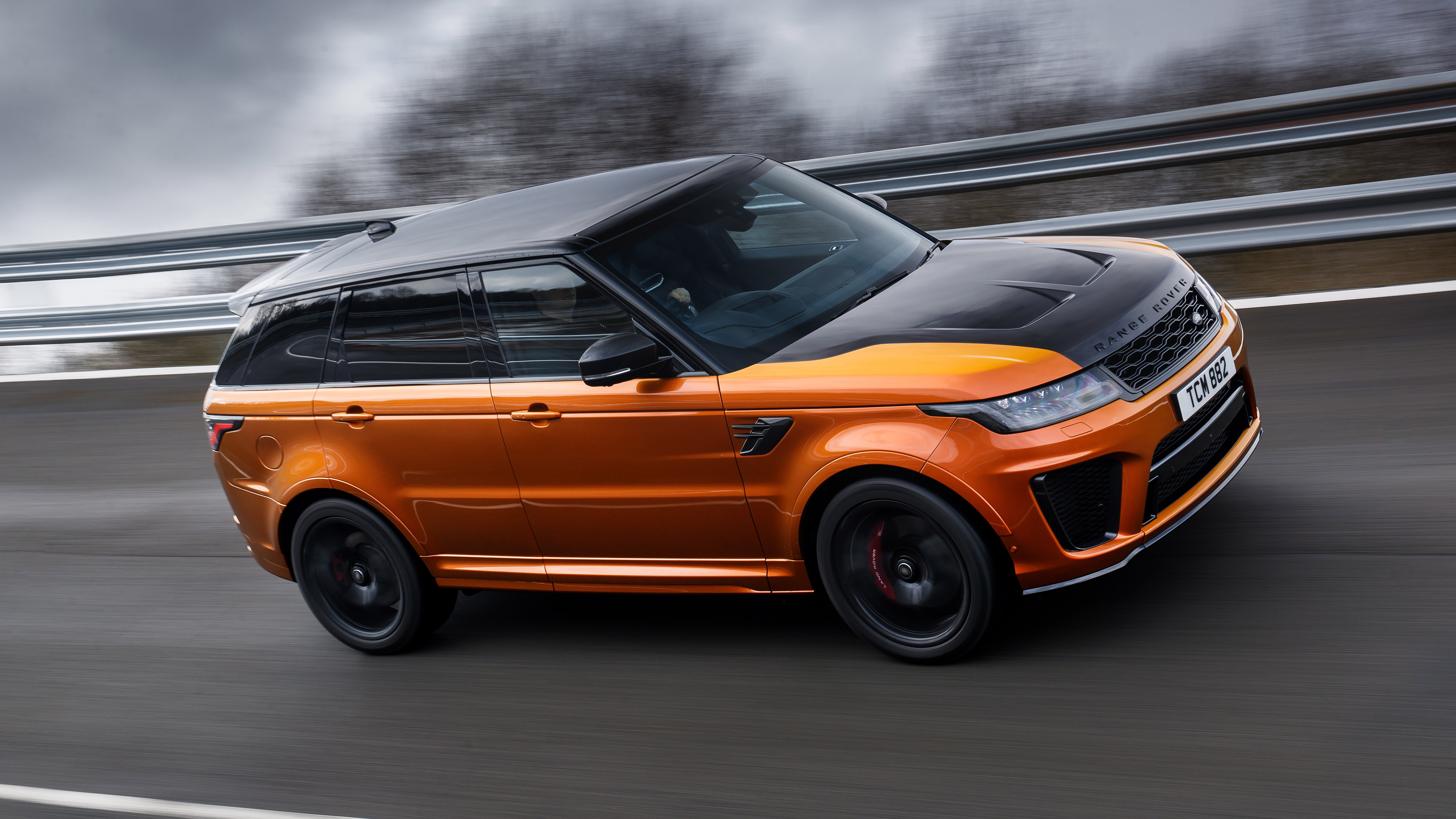 Range Rover Sport SVR review: mad, 567bhp SUV tested (2018-2019
