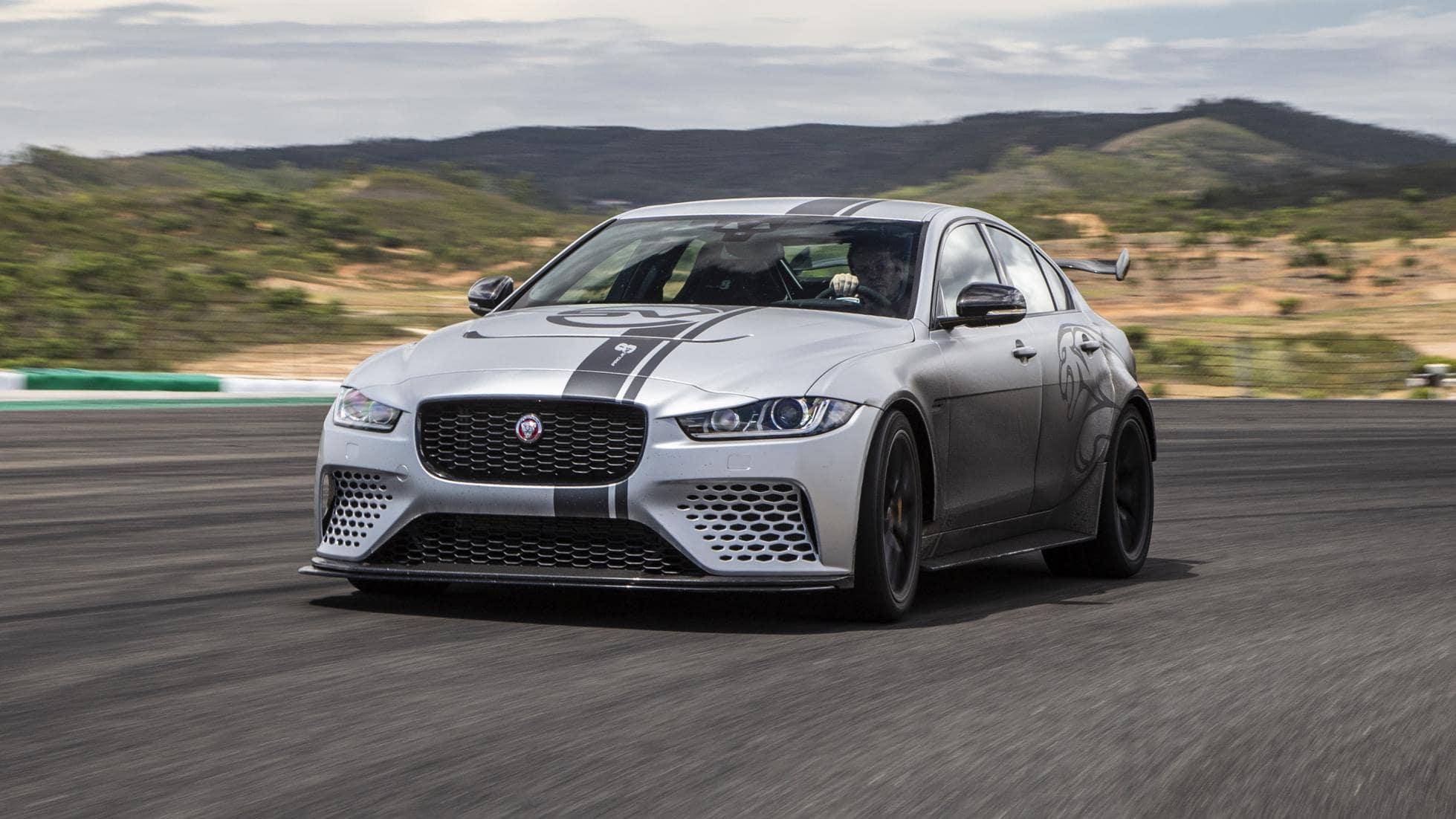 Jaguar Xe Sv Project 8 Review Top Gear