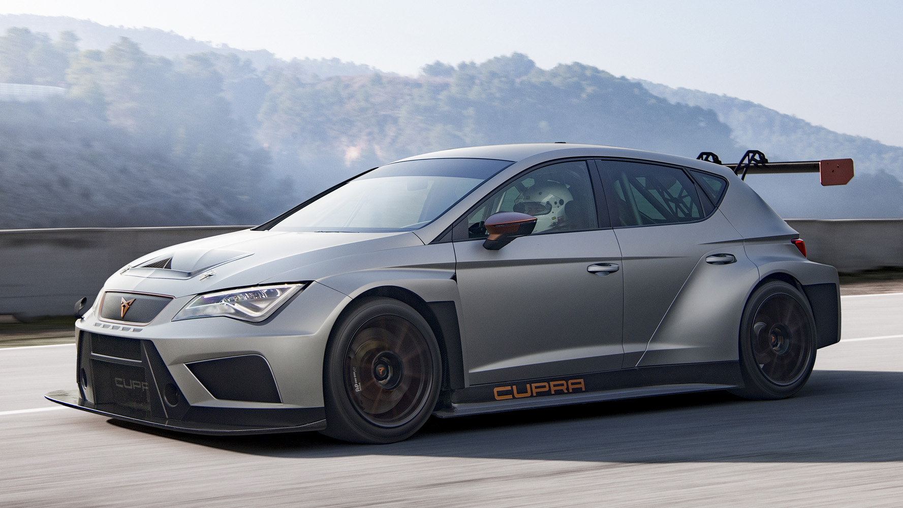 Cupra TCR review: 350bhp racer driven | Top Gear