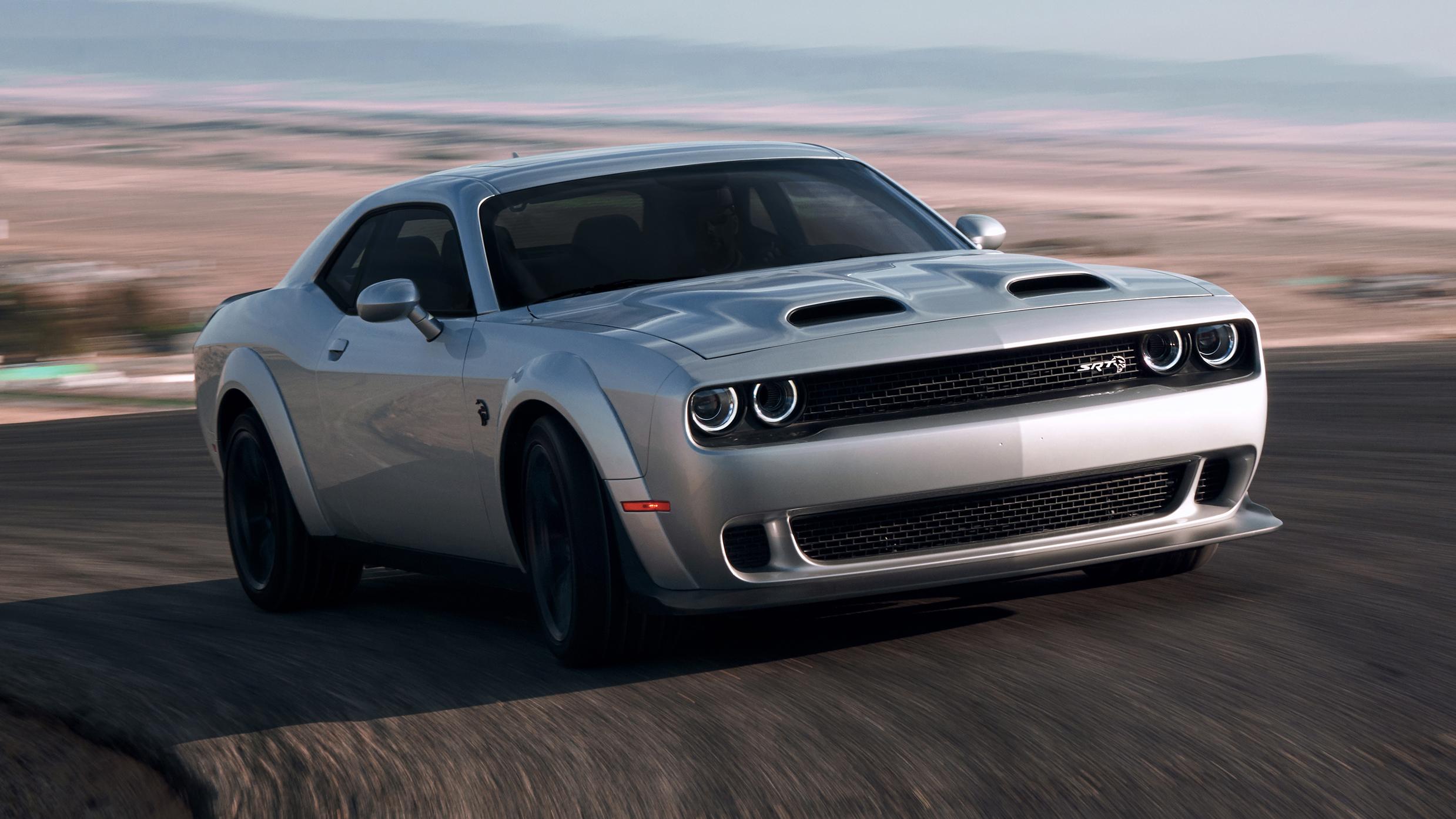 Dodge Challenger Srt Hellcat Redeye Review Top Gear