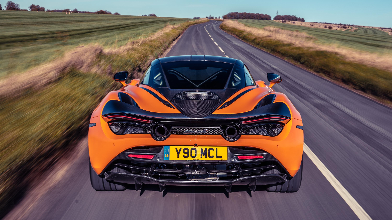 Mclaren Top Gear Hw Mc Laren 720s Review New Track Pack Driven