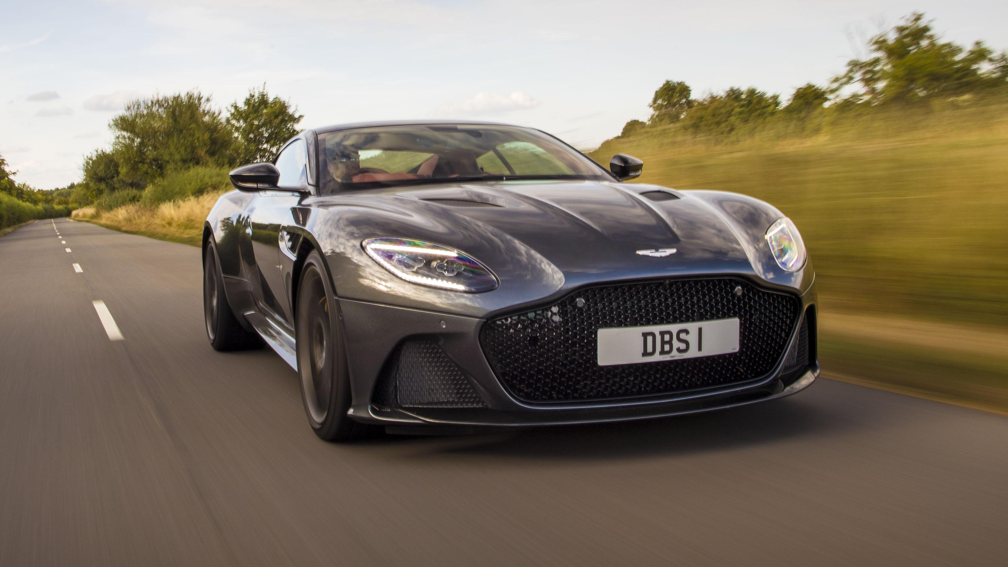 Aston Martin Dbs Superleggera Review First Uk Test