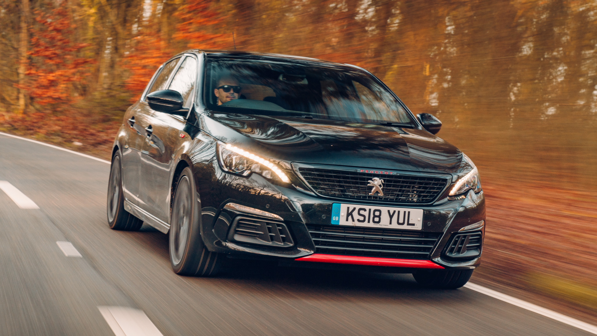 Peugeot 308 Gti Review A Surprisingly Wild Hot Hatch Top Gear