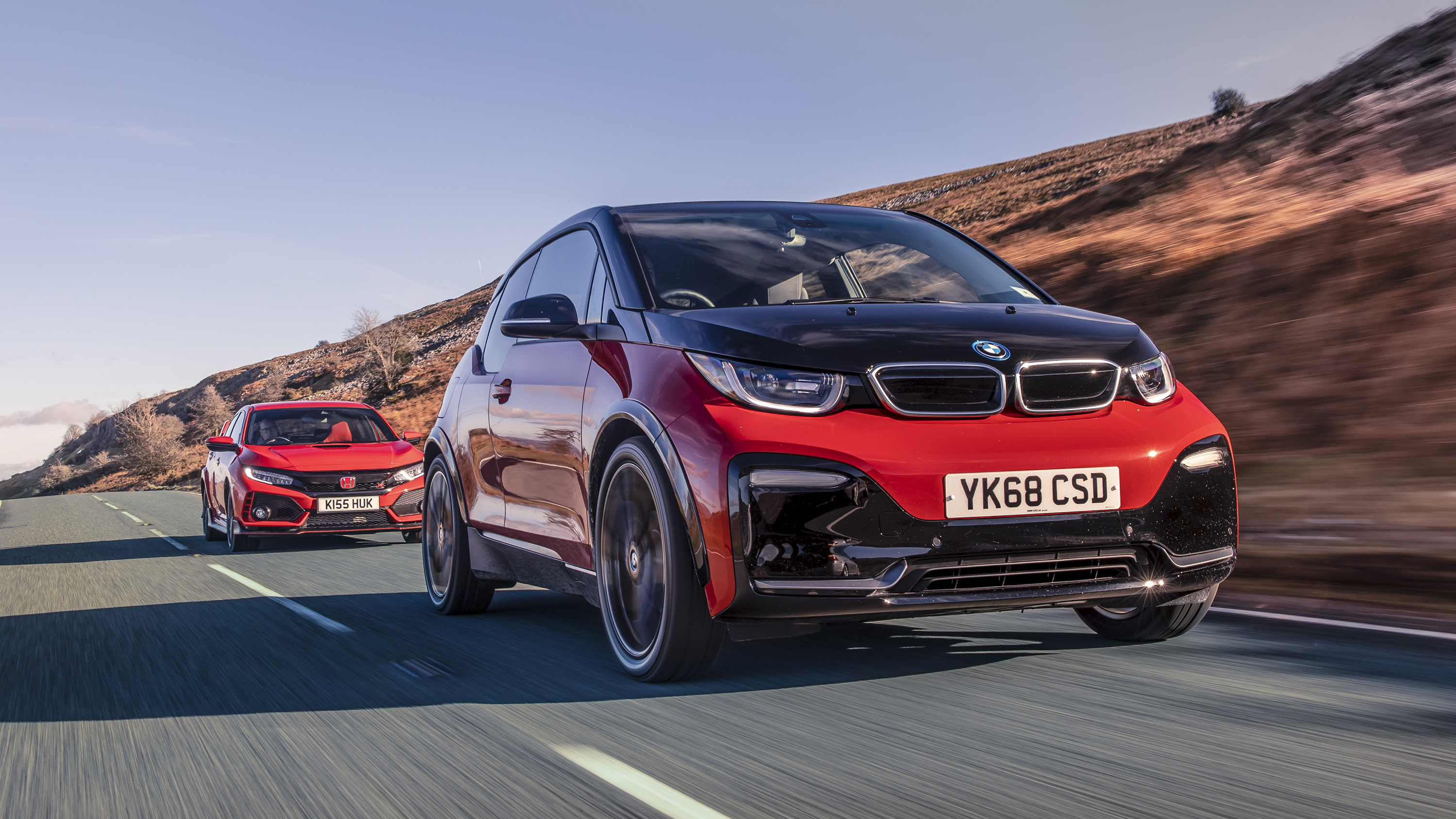 BMW i3S review: 182bhp electric car hits Britain | Top Gear
