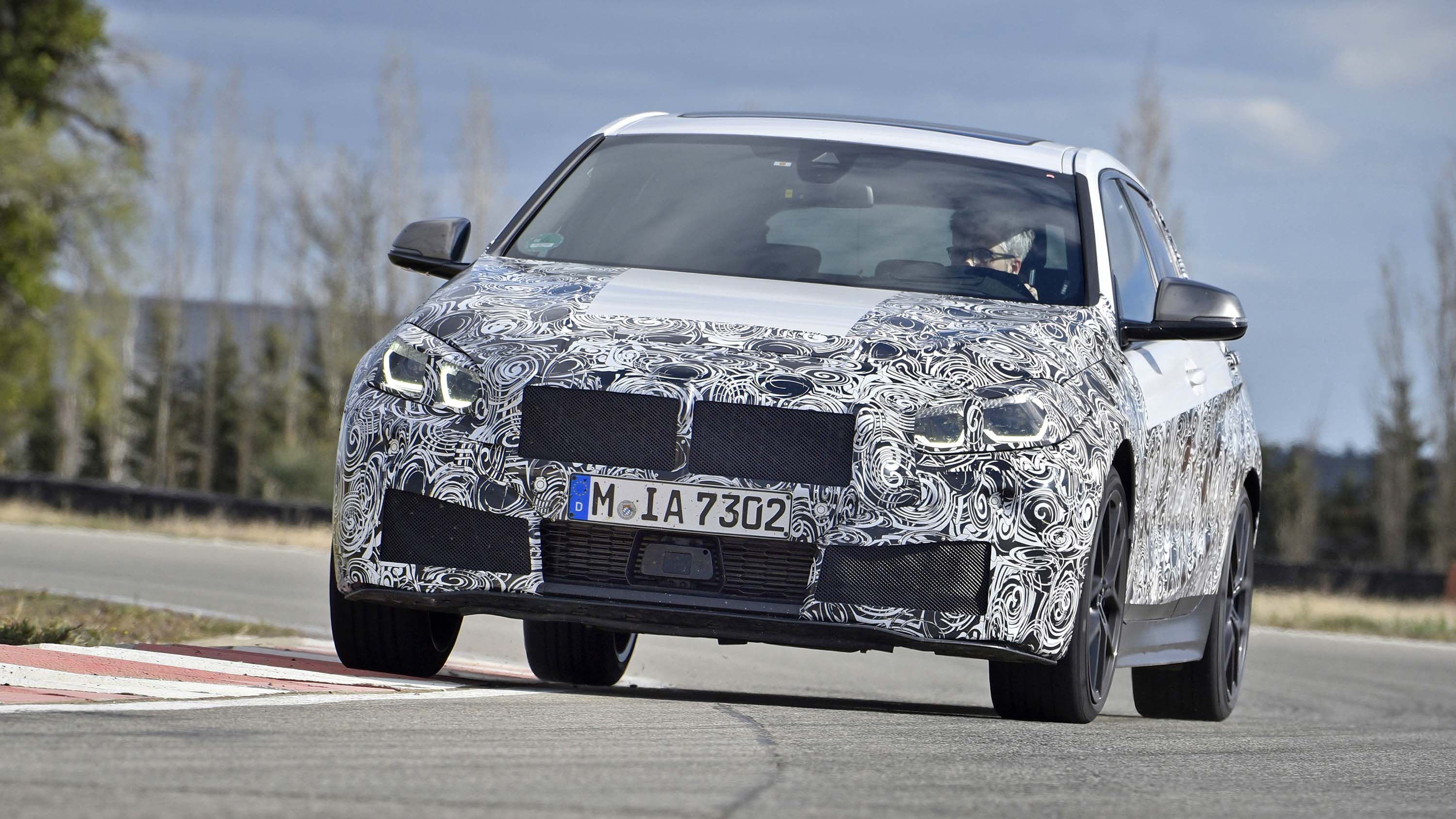 Bmw M135i Review 4wd Golf R And A35 Rival Driven Top Gear