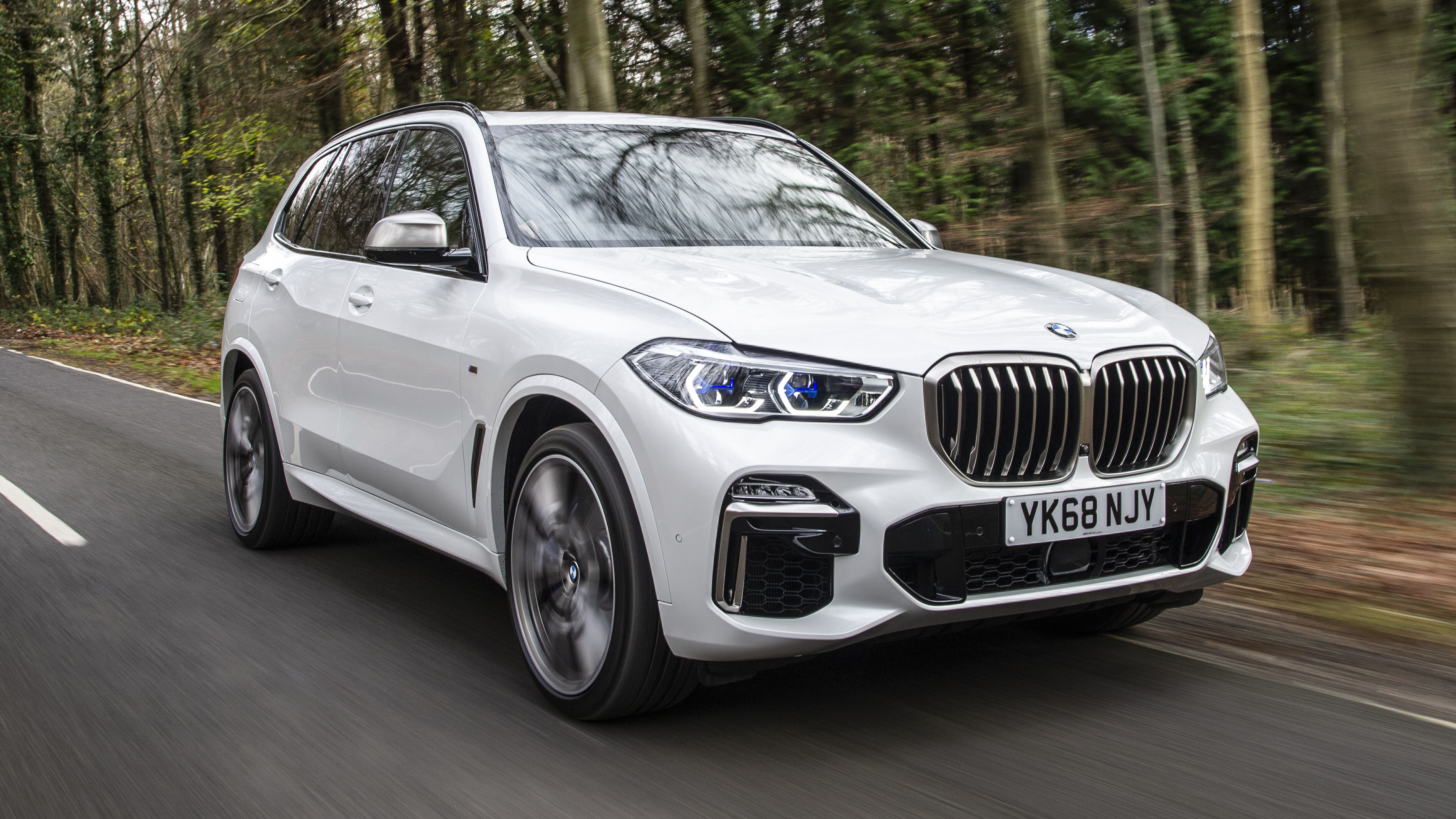 BMW X5 M50d review: do you need 395bhp in a diesel SUV