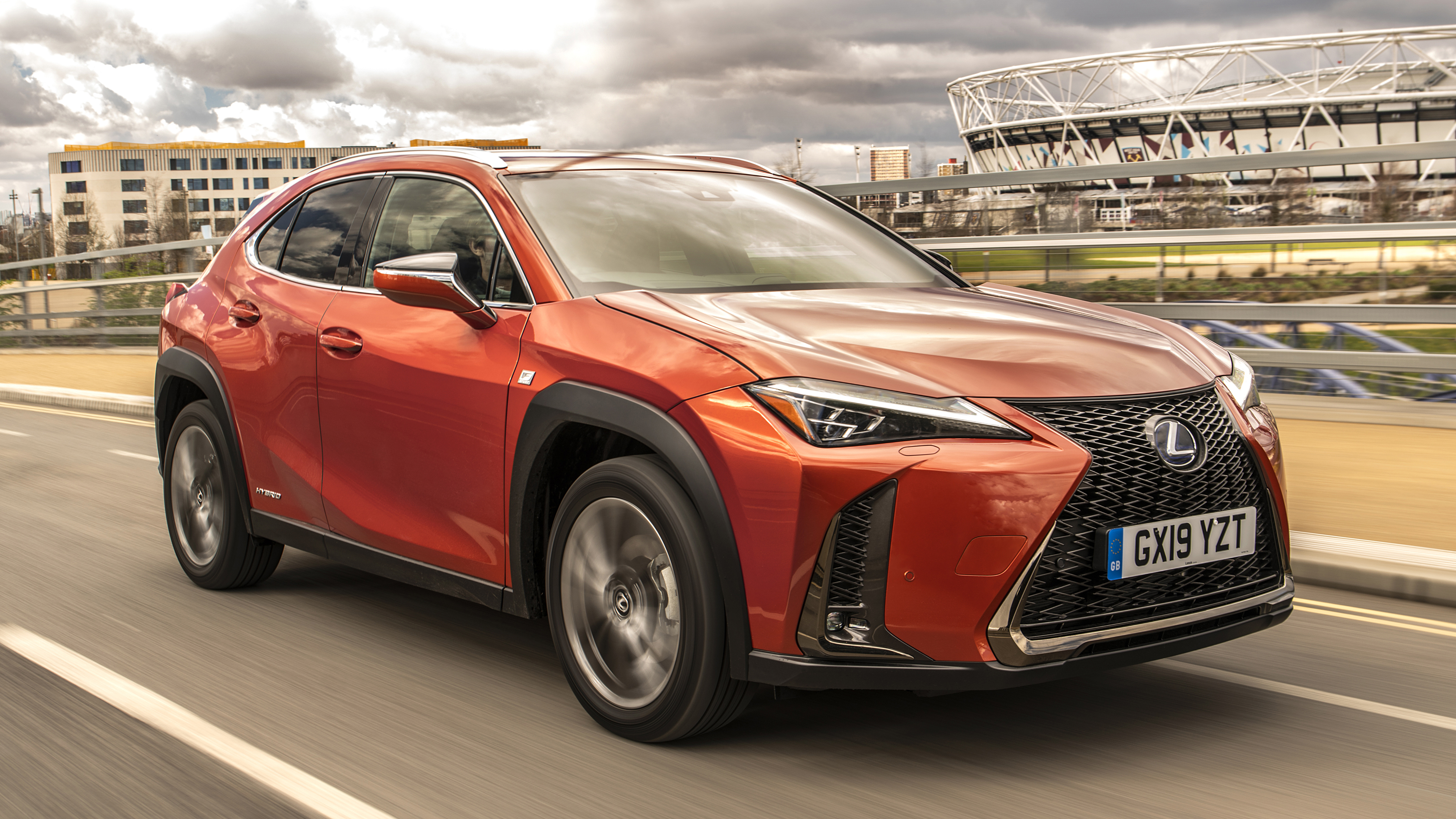 Lexus Ux 250h Review Self Charging Hybrid Suv Driven Top Gear