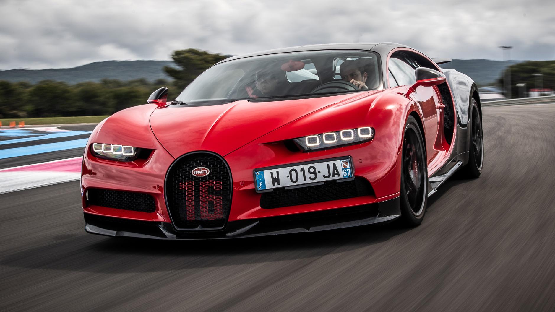 Bugatti Chiron Sport review: track-friendly speed machine tested
